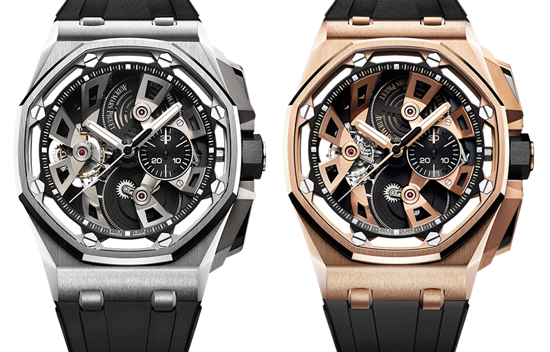 Royal Oak Offshore Tourbillon Chronograph 6