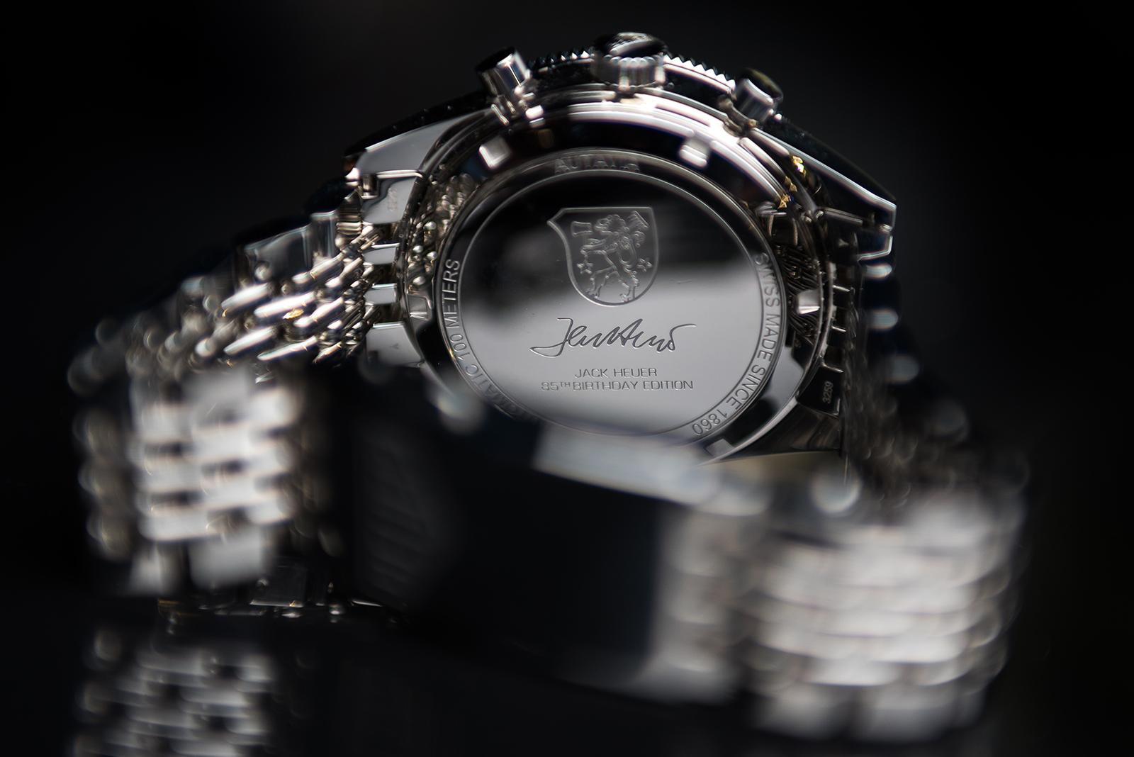 TAG Heuer Autavia Jack Heuer Limited Edition