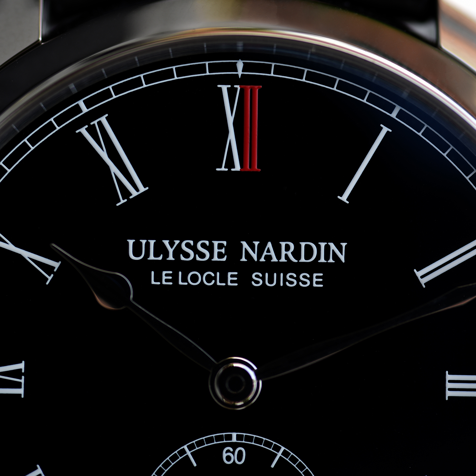 Ulysse Nardin Classico Manufacture 'Grand Feu' Singapore Watch Club Special Edition 8