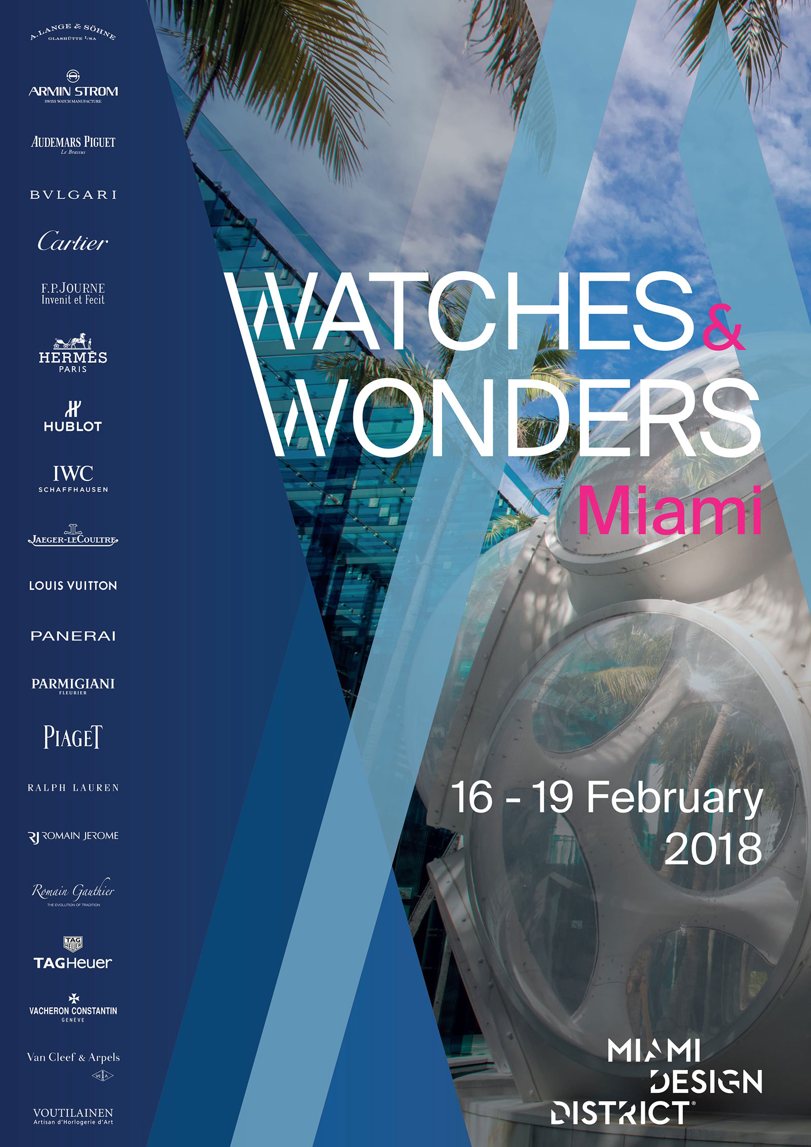 Watches Wonders Miami 2018 1