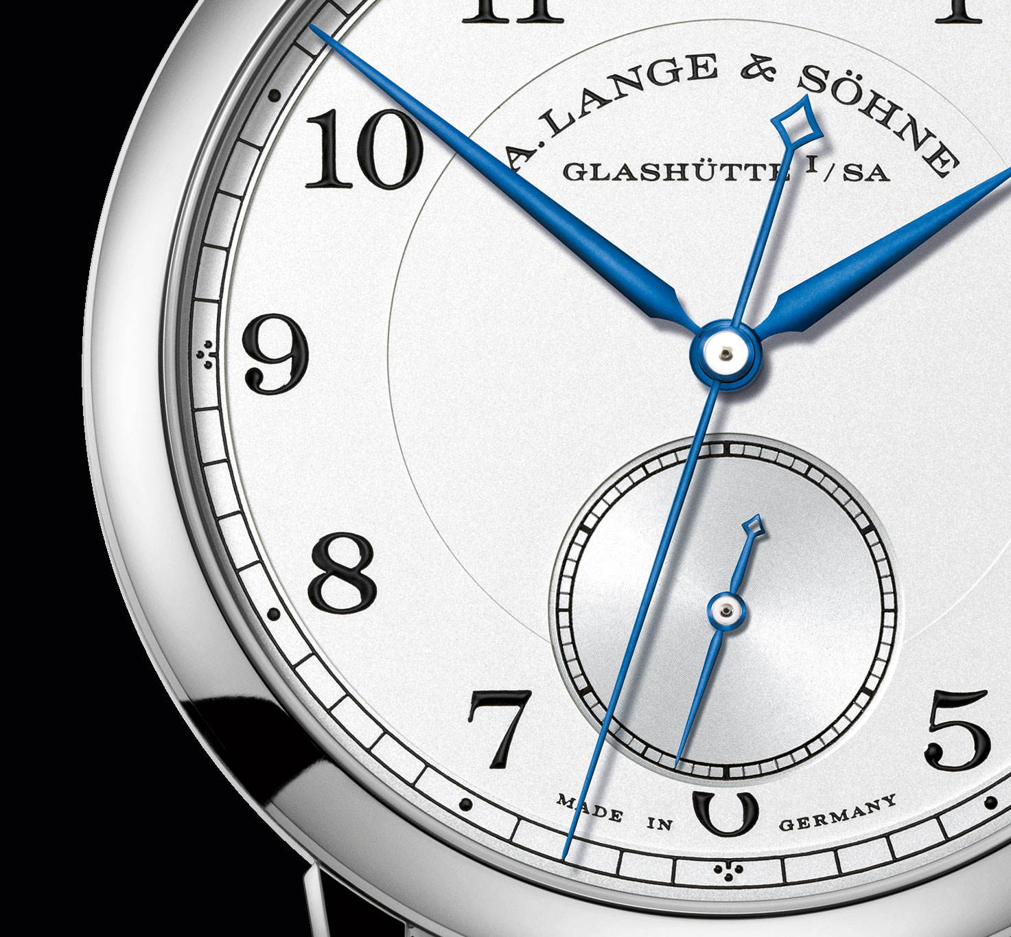 1815 'Homage to Walter Lange' white gold