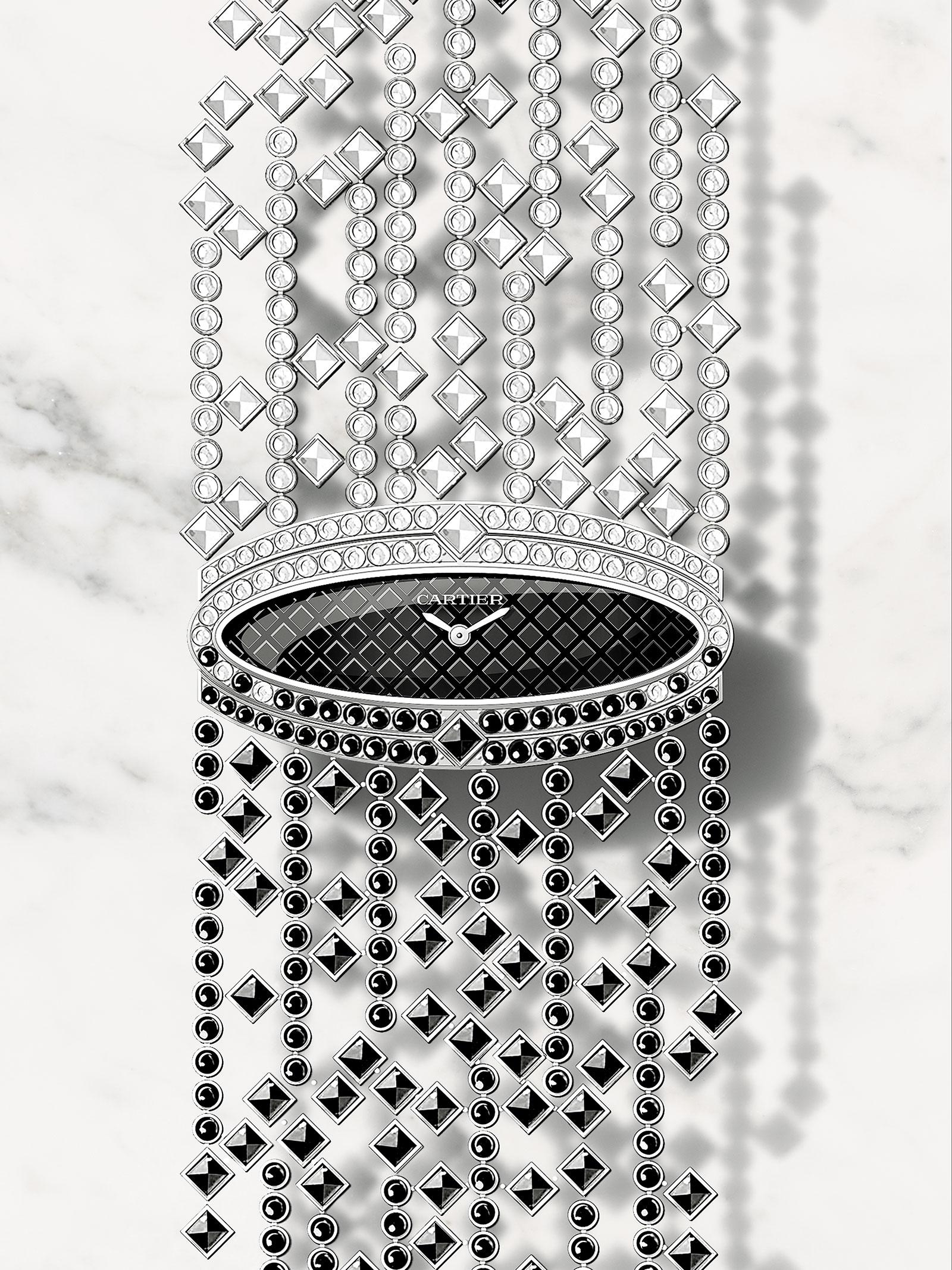 Cartier Baignoire Etoilée