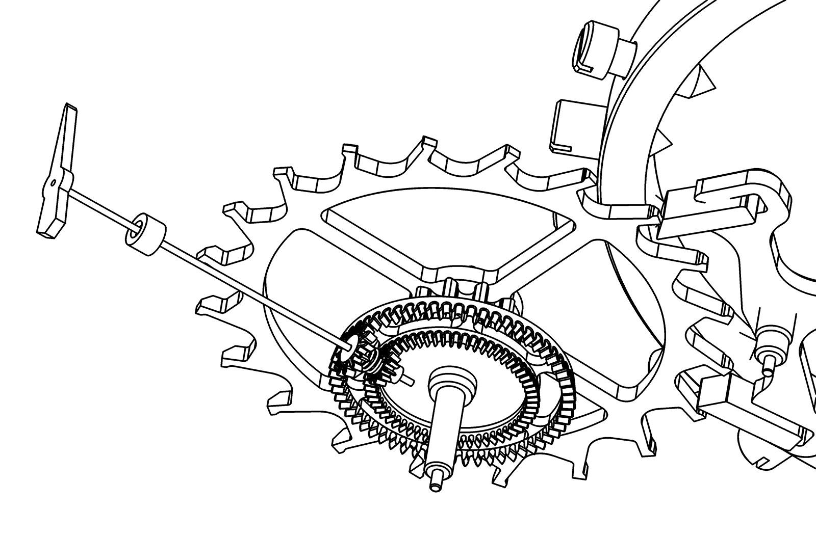 Greubel Forsey Nano Foudroyante EWT 4