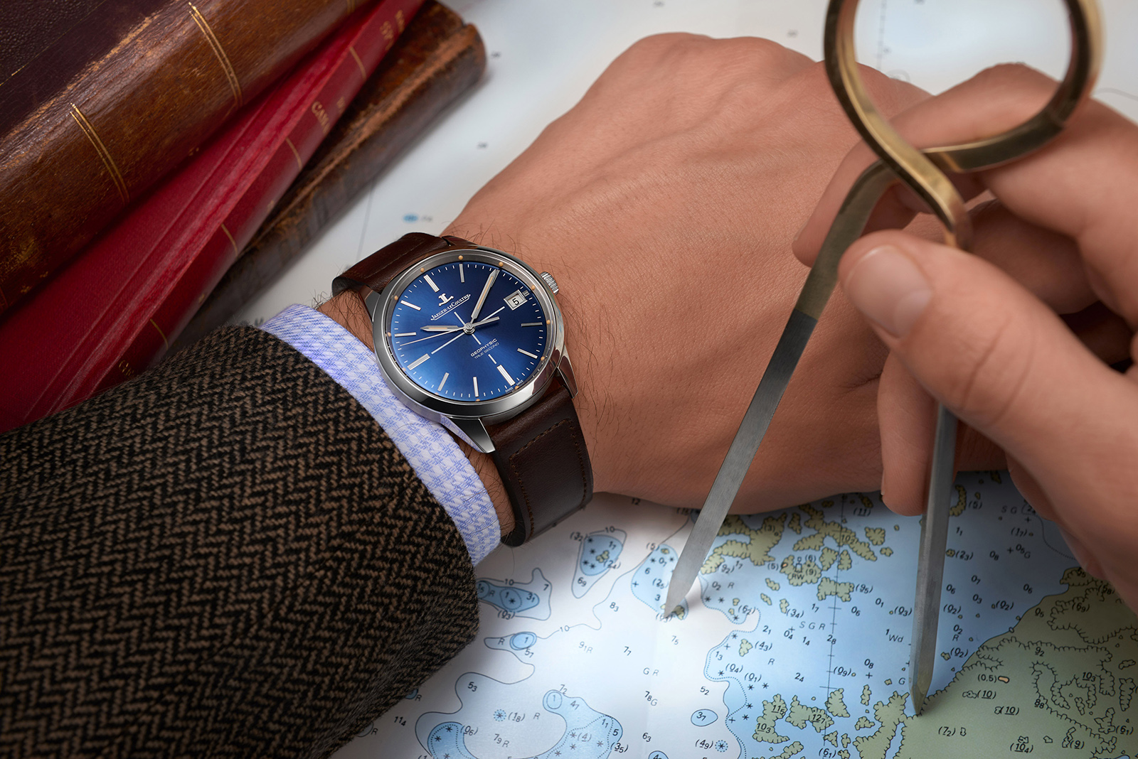 Jaeger-LeCoultre Geophysic True Second Limited Edition 2