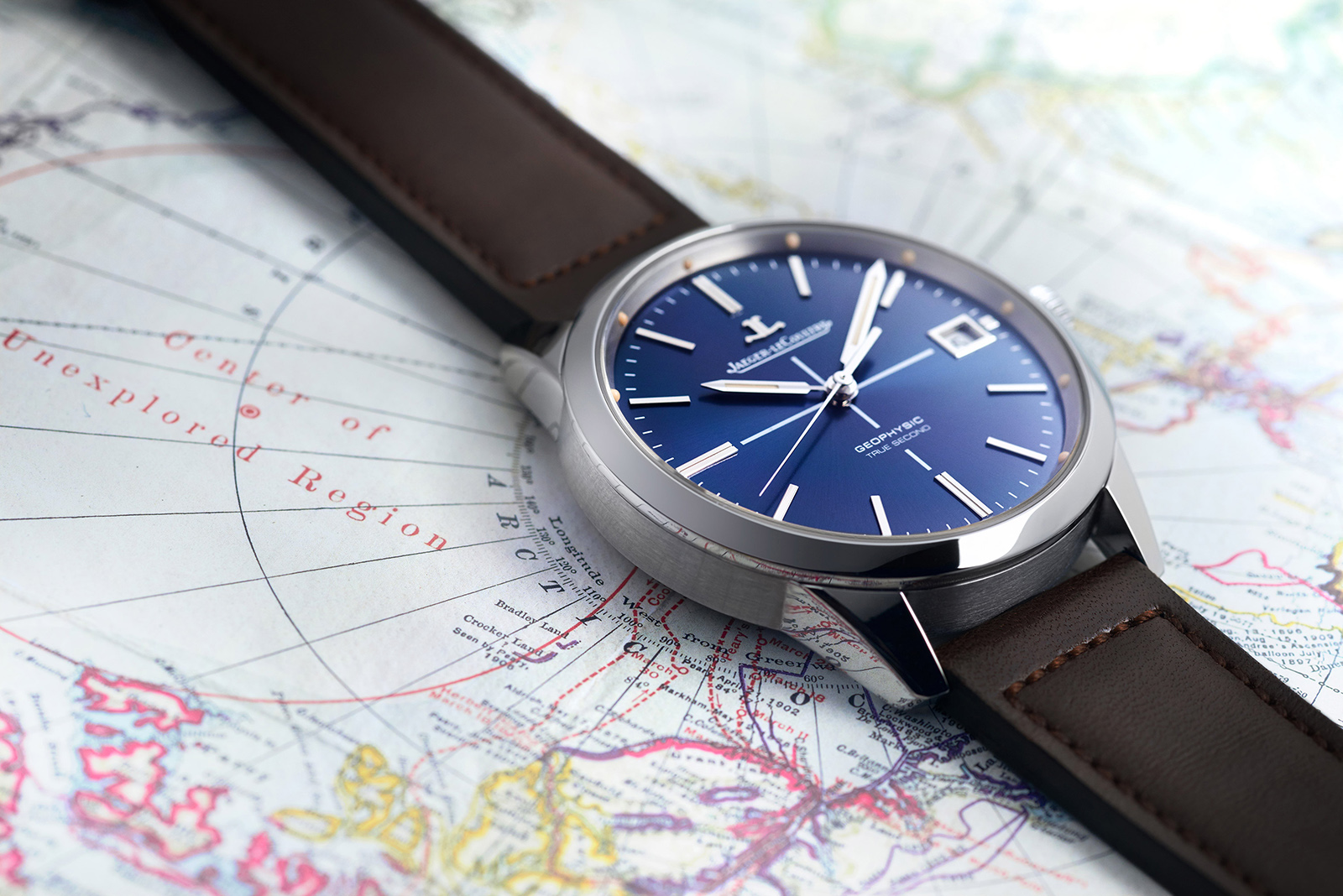 Jaeger-LeCoultre Geophysic True Second Limited Edition 3