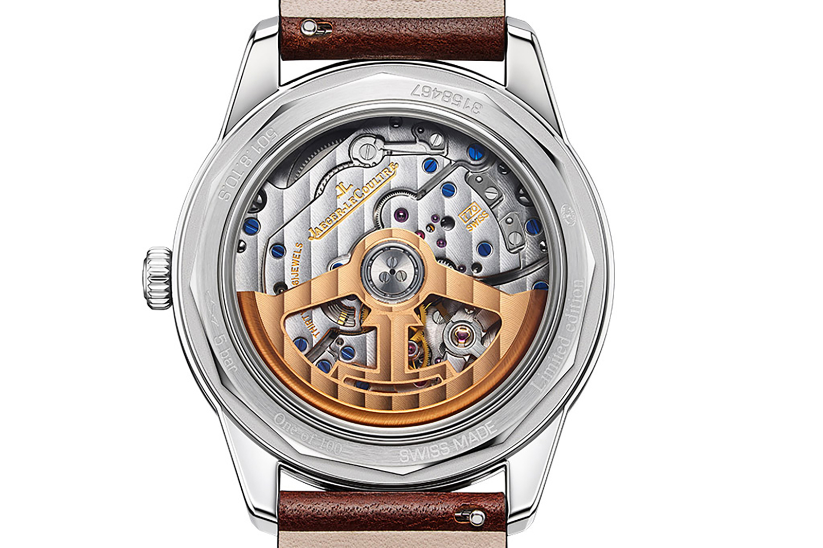 Jaeger-LeCoultre Geophysic True Second Limited Edition 7