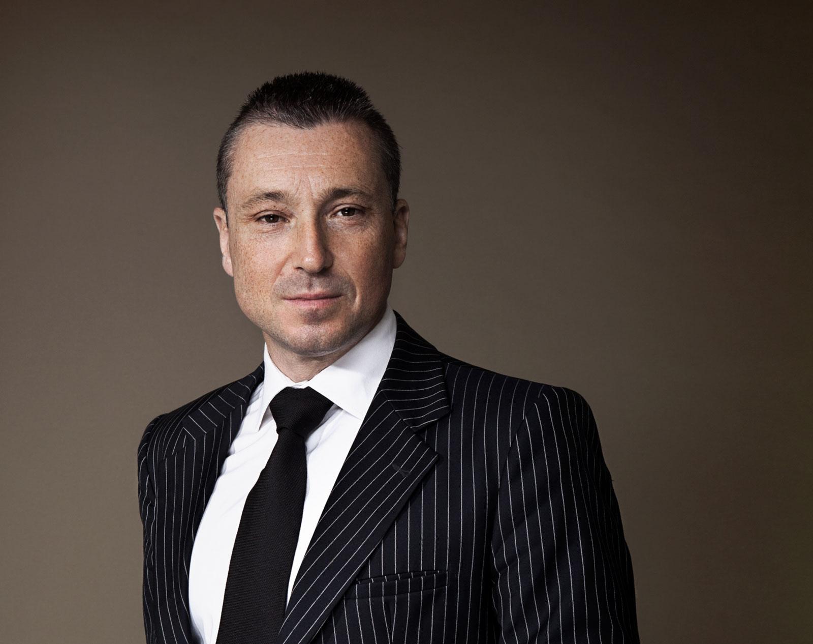 Jean-Marc-Pontroué Panerai CEO