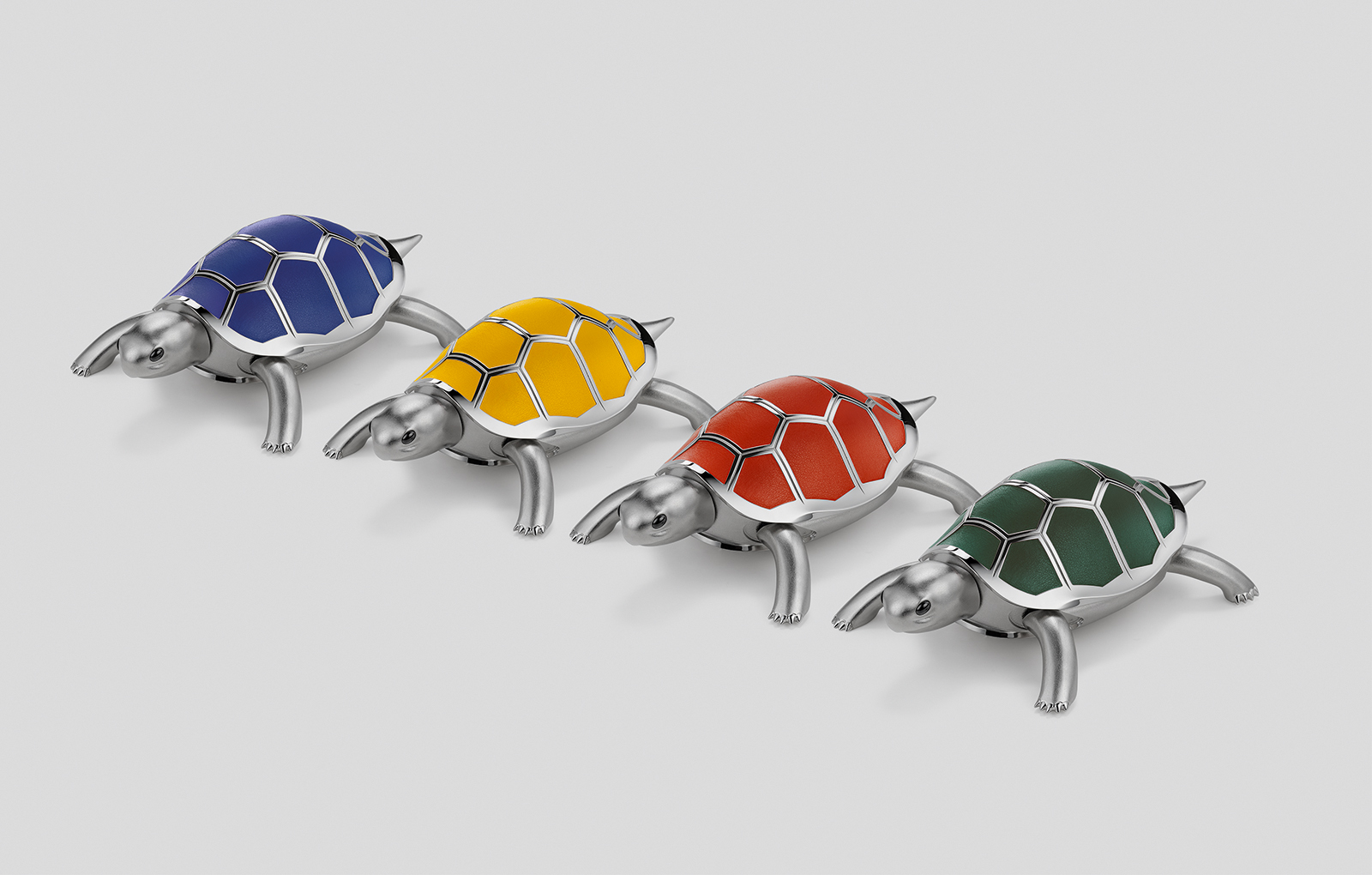 Introducing the MB&F Kelys & Chirp Singing Bird Tortoise