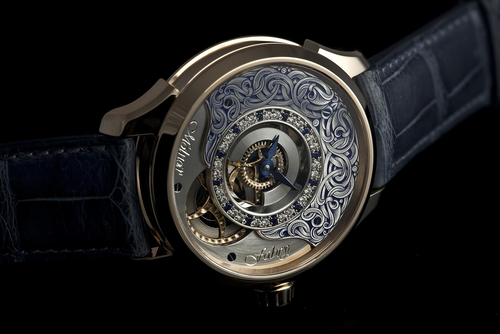 Molnar Fabry Classic Gentleman Blue 1
