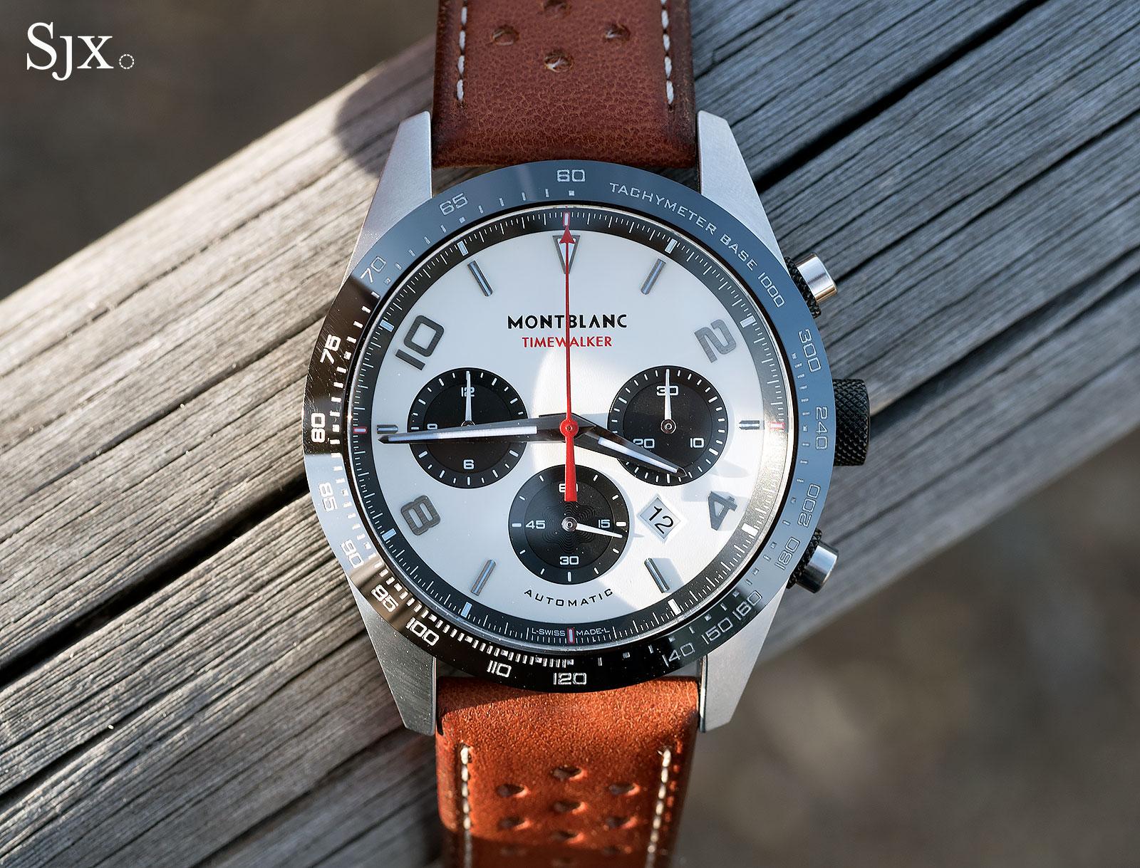 Montblanc Montblanc TimeWalker Manufacture Chronograph 1