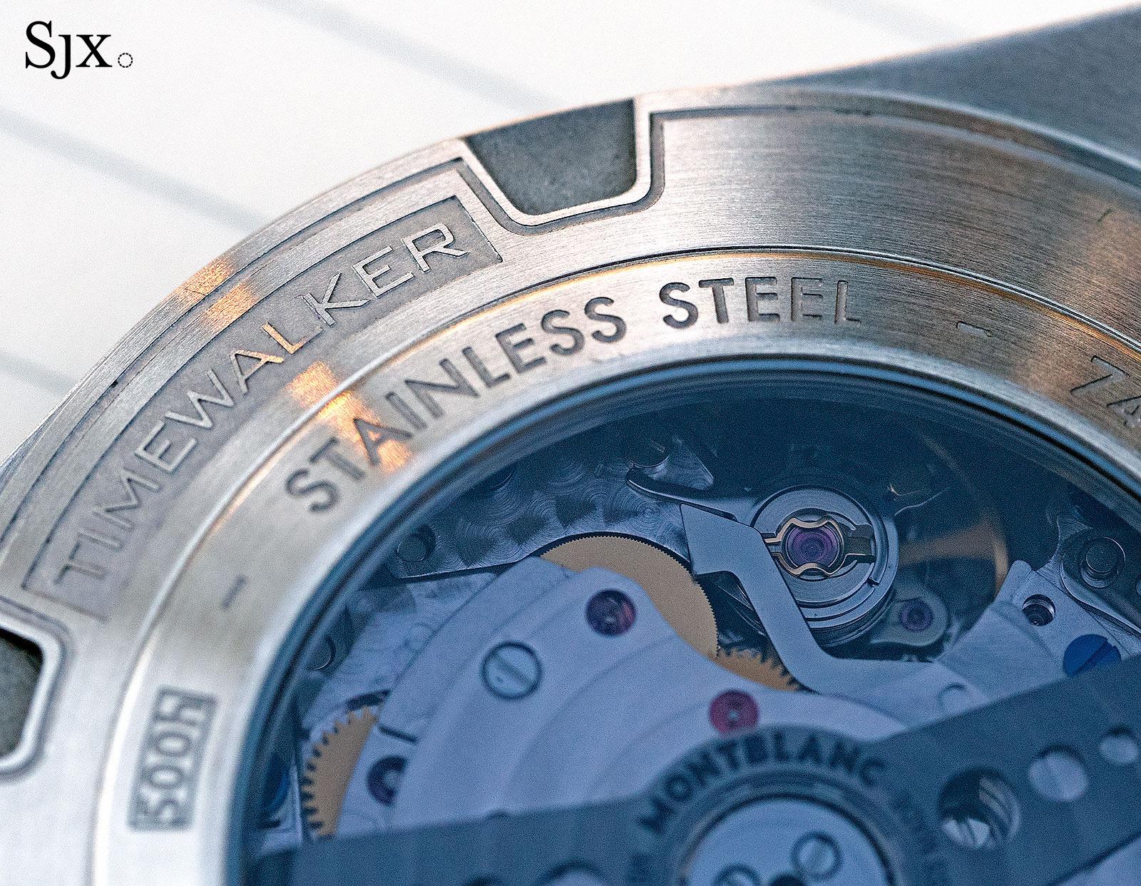 Montblanc Montblanc TimeWalker Manufacture Chronograph 10