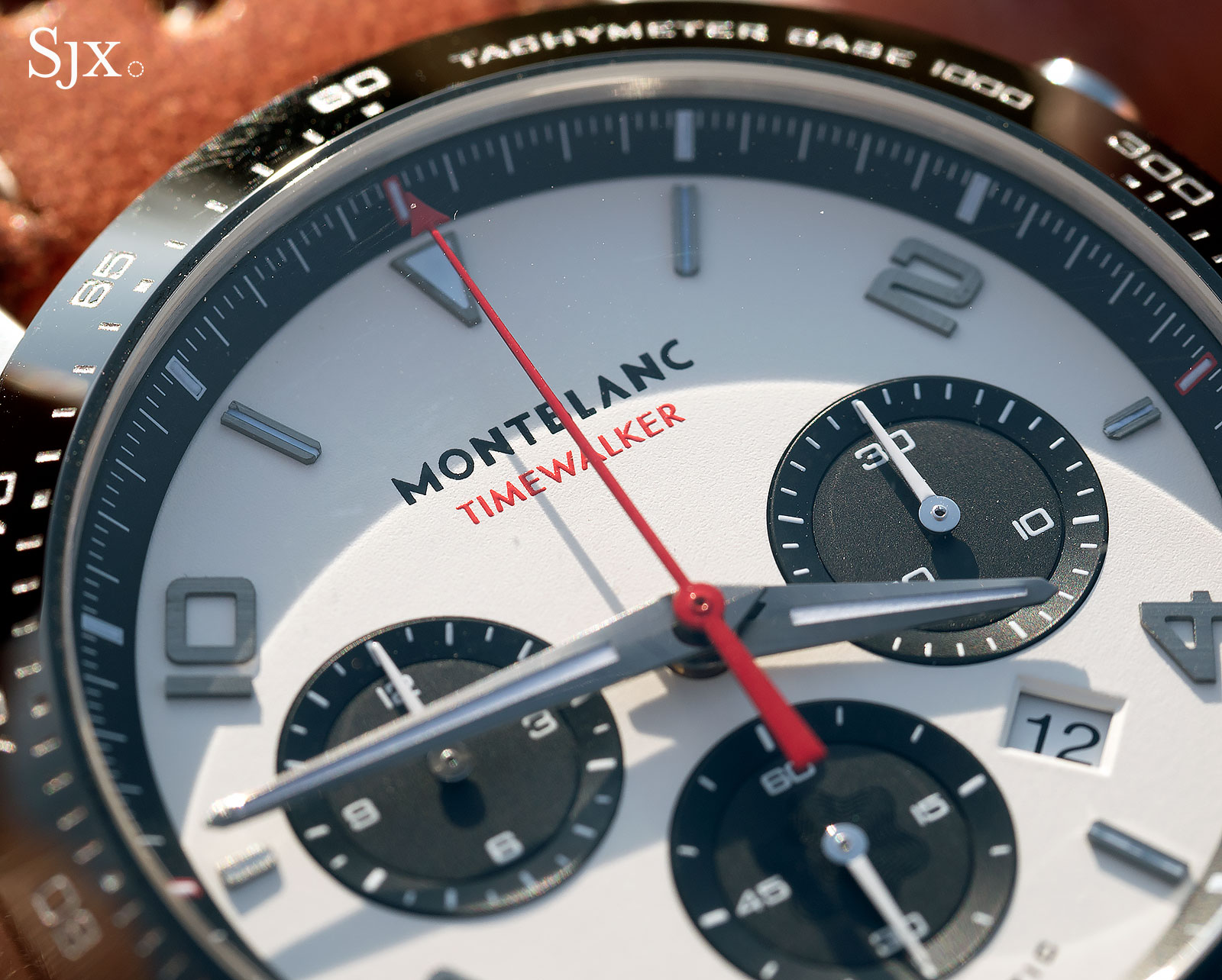 Montblanc Montblanc TimeWalker Manufacture Chronograph 3