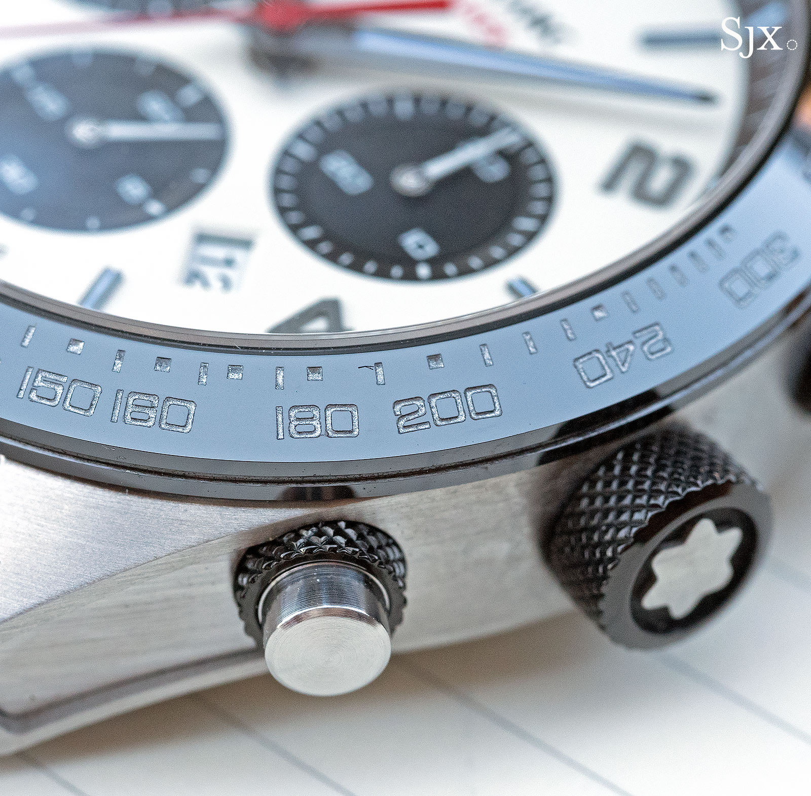 Montblanc Montblanc TimeWalker Manufacture Chronograph 4
