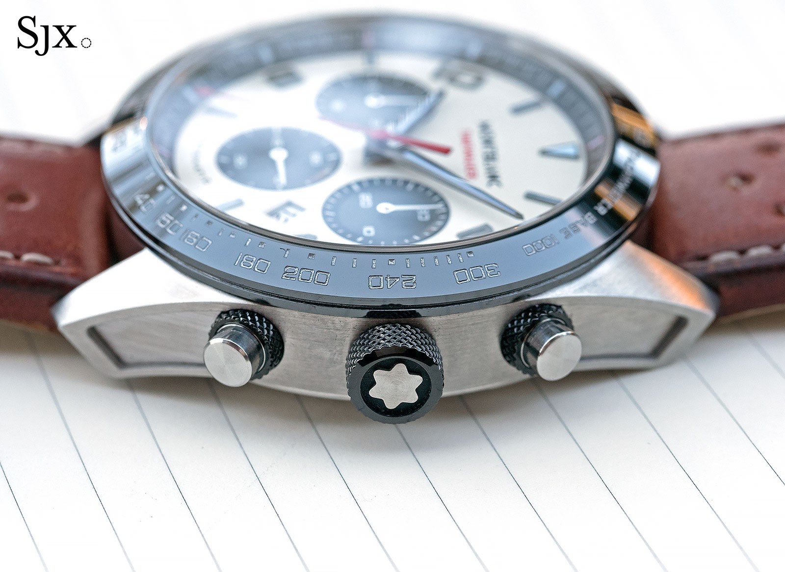Montblanc Montblanc TimeWalker Manufacture Chronograph 5