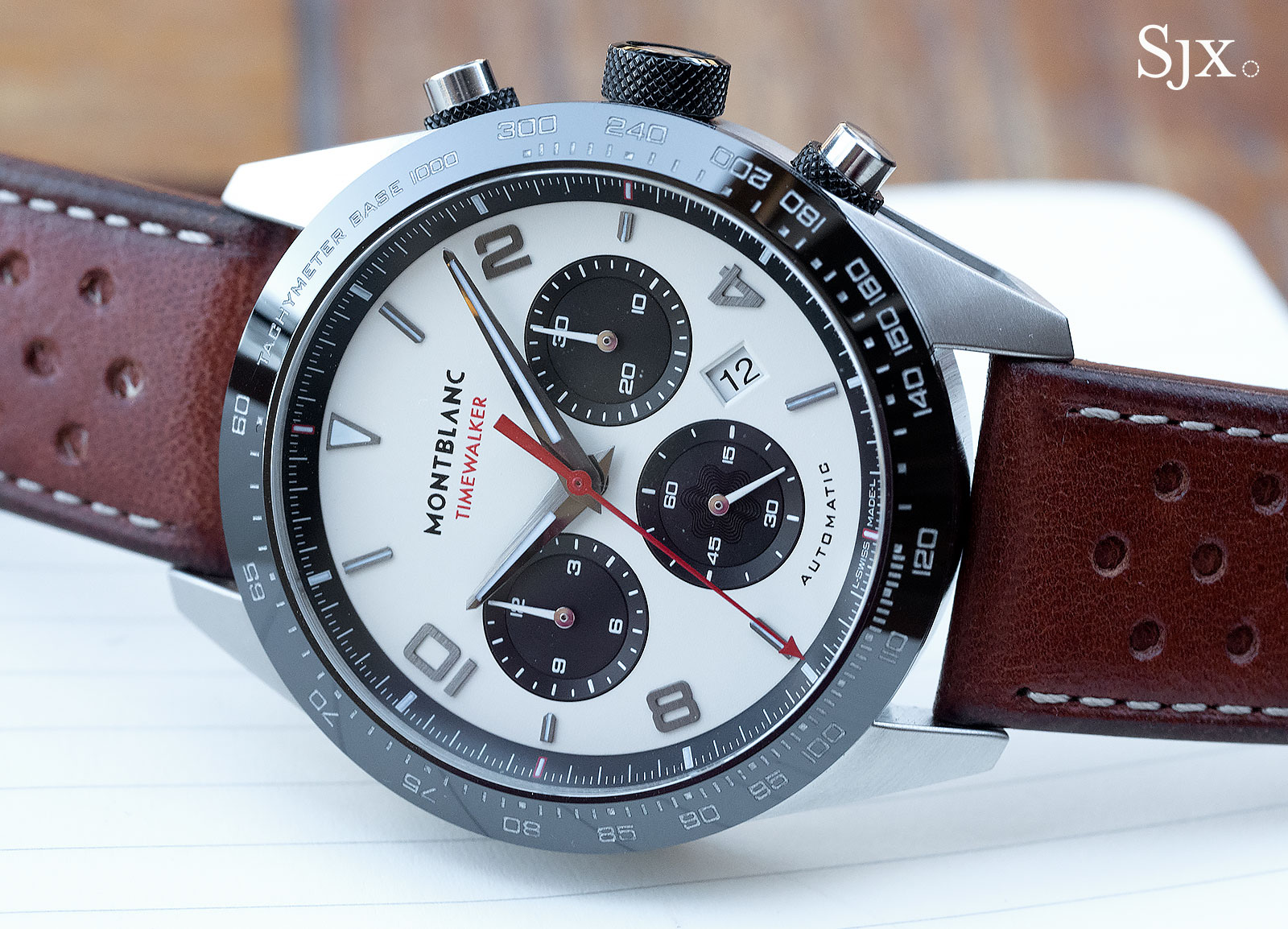 Montblanc Montblanc TimeWalker Manufacture Chronograph 6