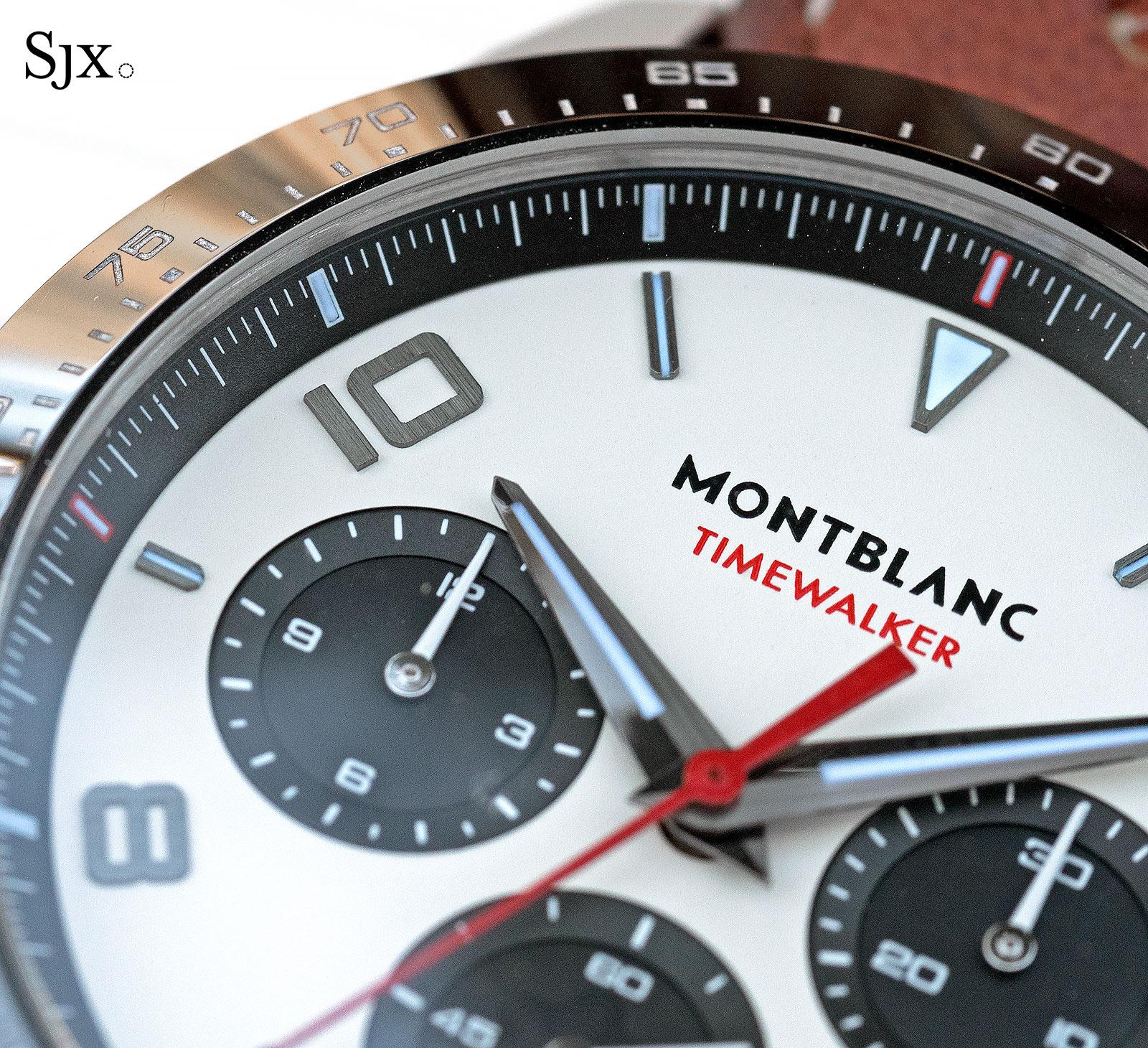 Montblanc Montblanc TimeWalker Manufacture Chronograph 7