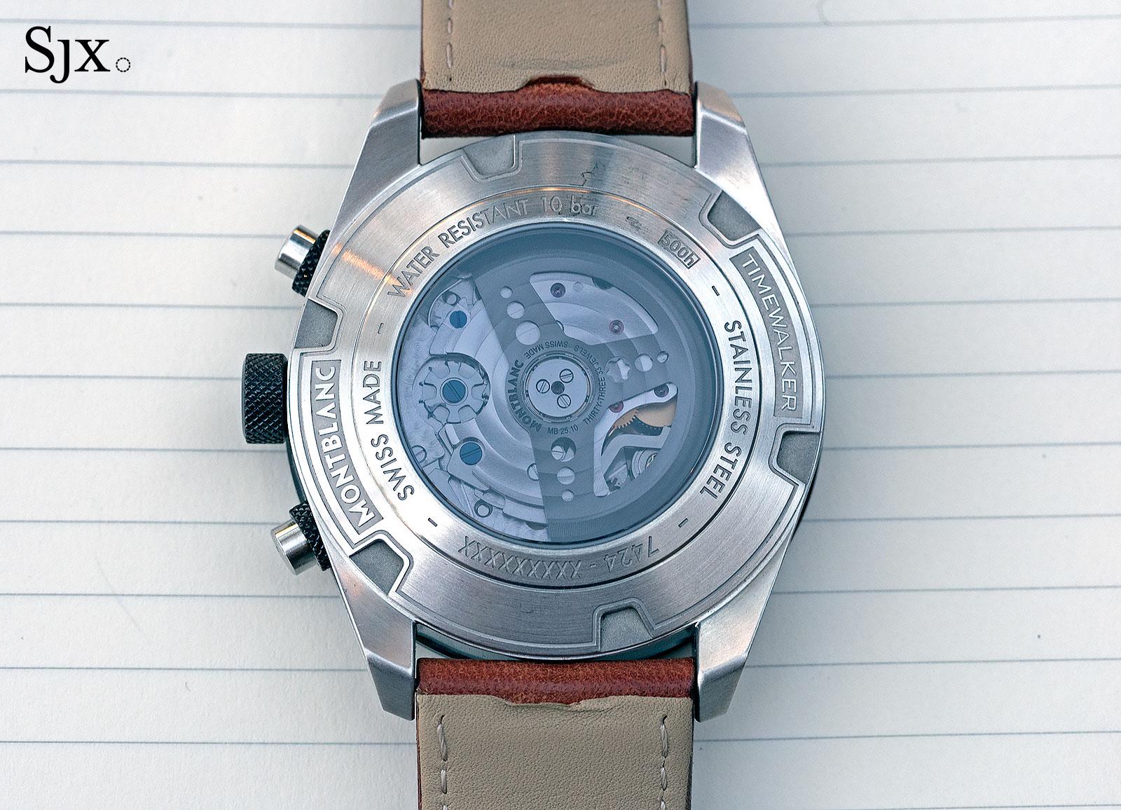 Montblanc Montblanc TimeWalker Manufacture Chronograph 8