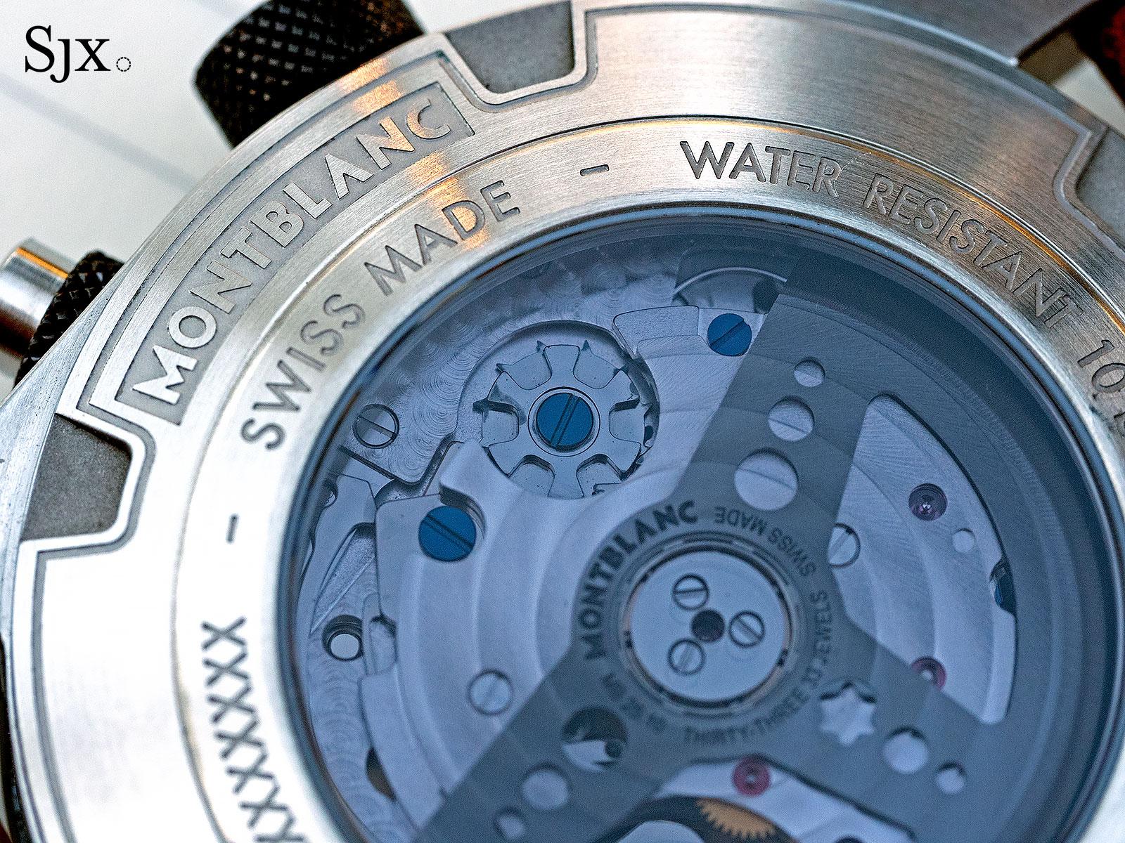 Montblanc Montblanc TimeWalker Manufacture Chronograph 9
