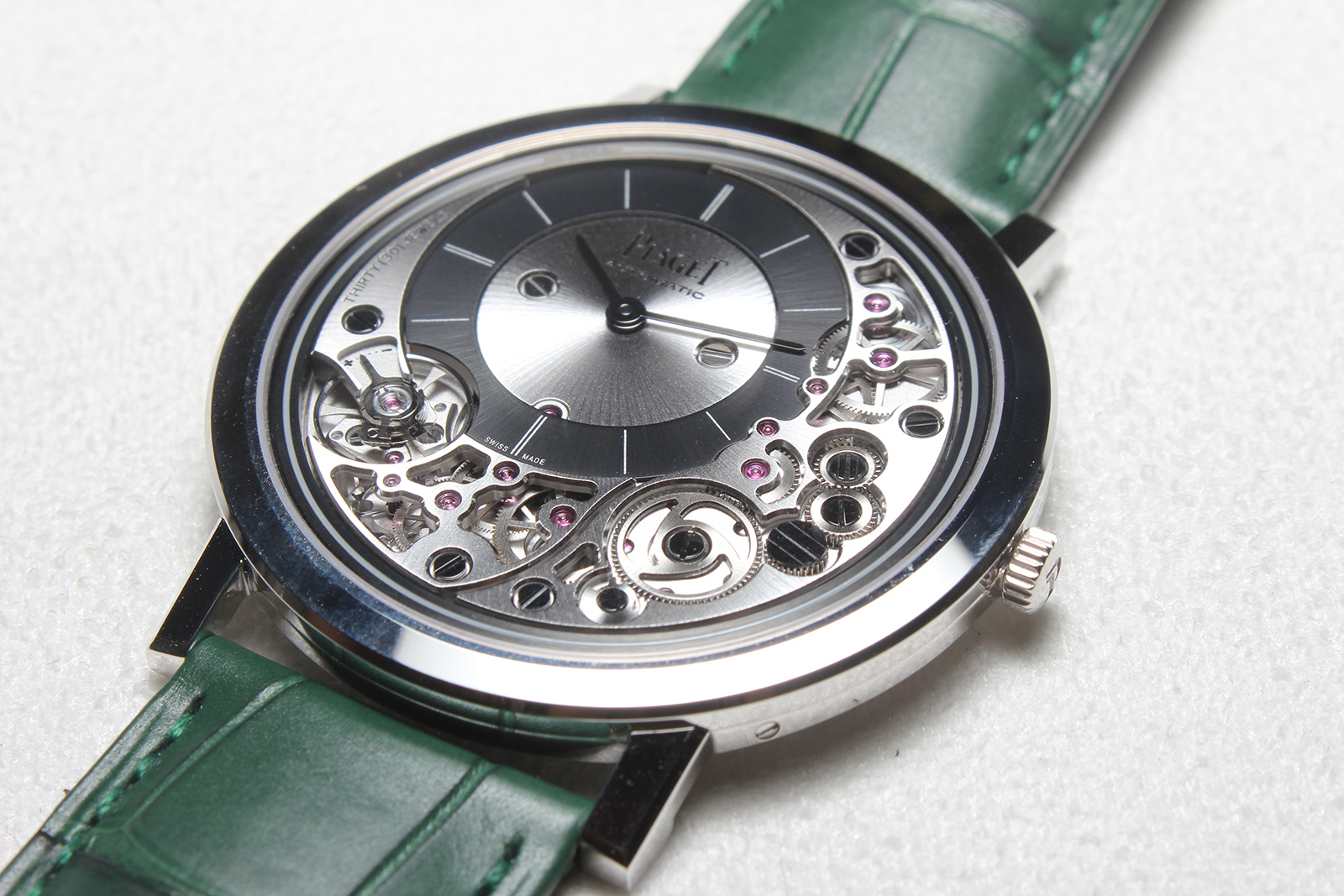 Piaget Altiplano Ultimate Automatic 910P 2