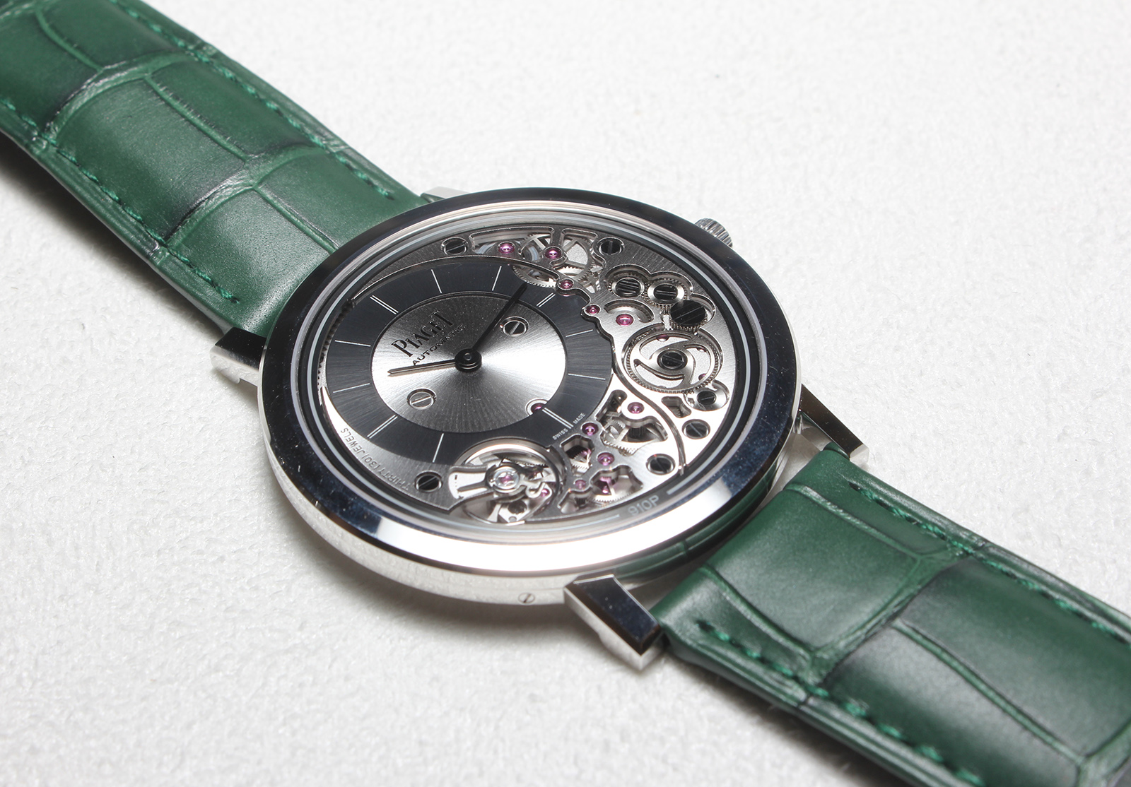 Piaget Altiplano Ultimate Automatic 910P 3