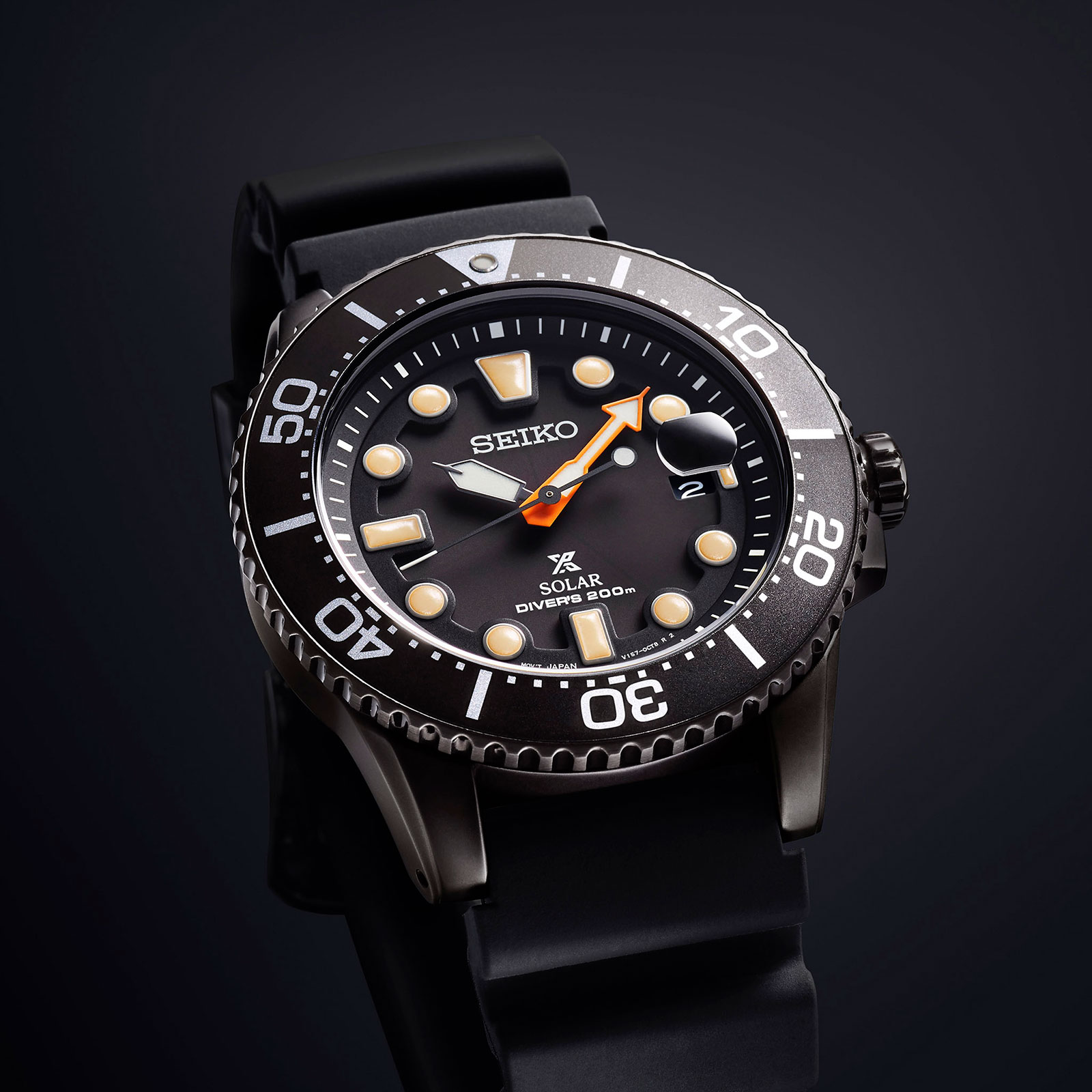 Seiko Prospex Black Series SNE493