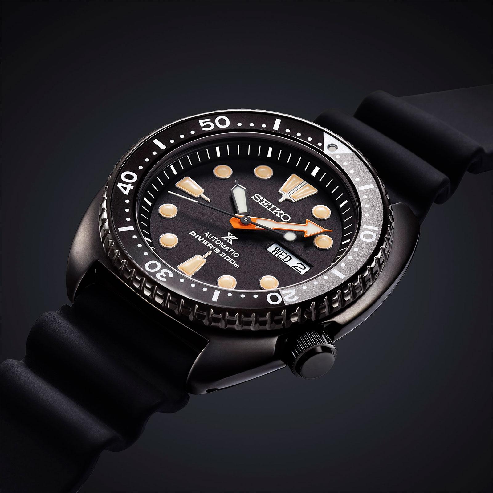 Seiko Prospex Black Series SRPC49
