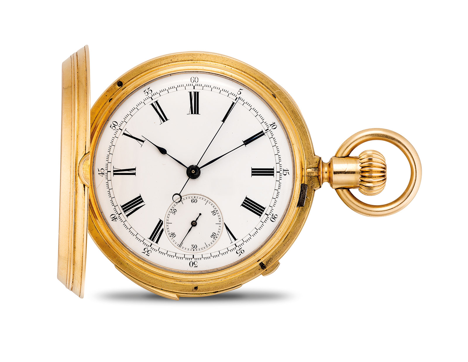 Tata Patek pocket watch Phillips 1