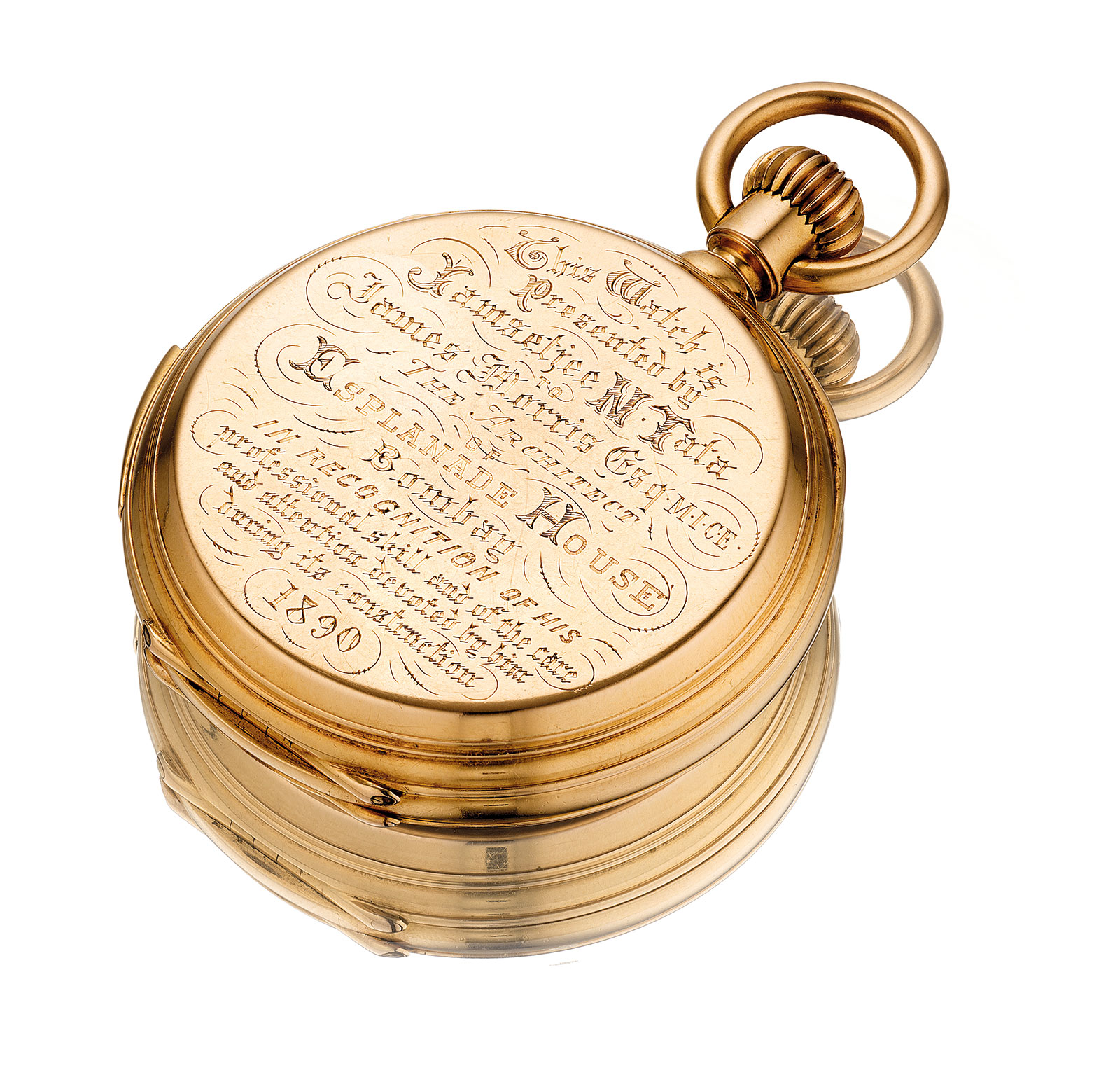 Tata Patek pocket watch Phillips 2