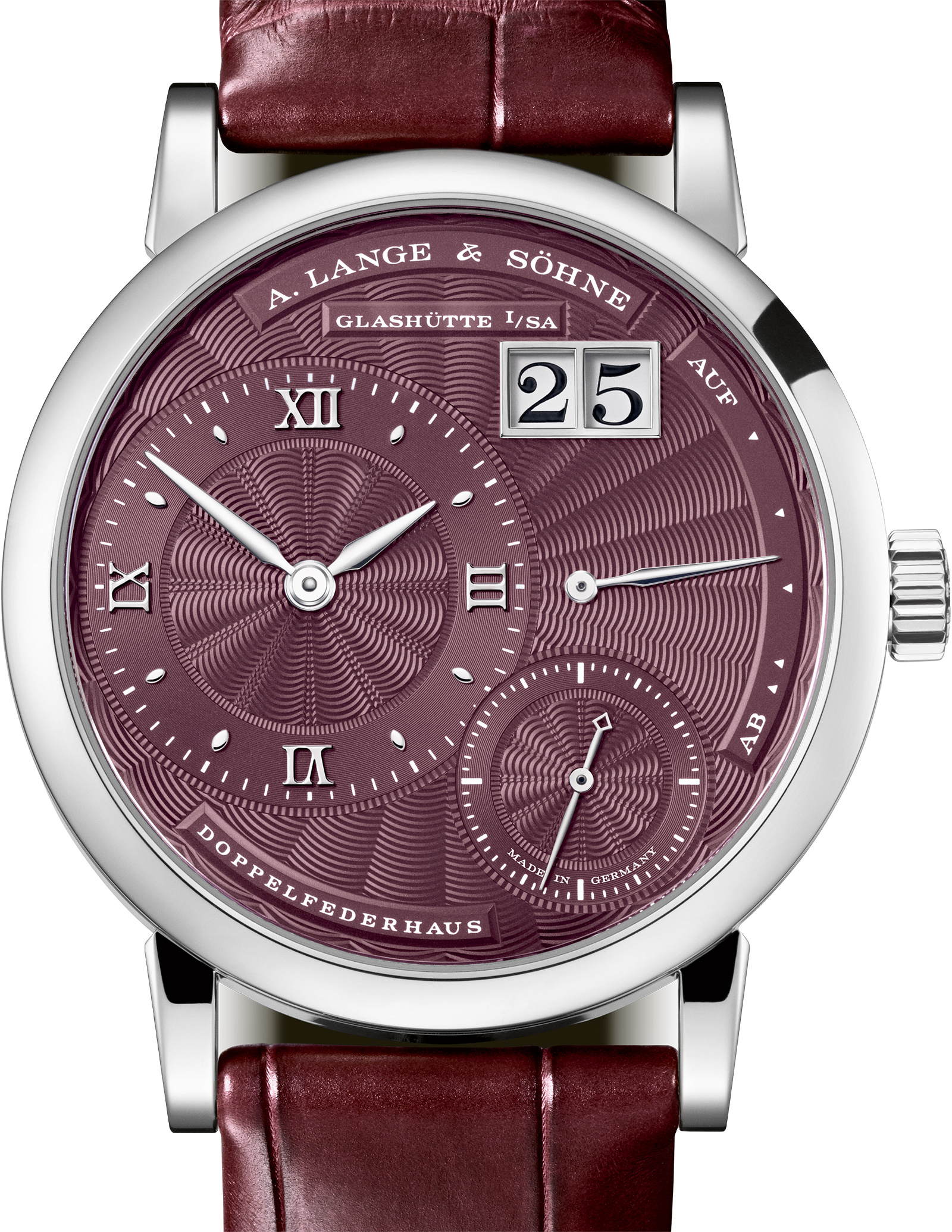 A. Lange & Söhne Little Lange 1 Purple