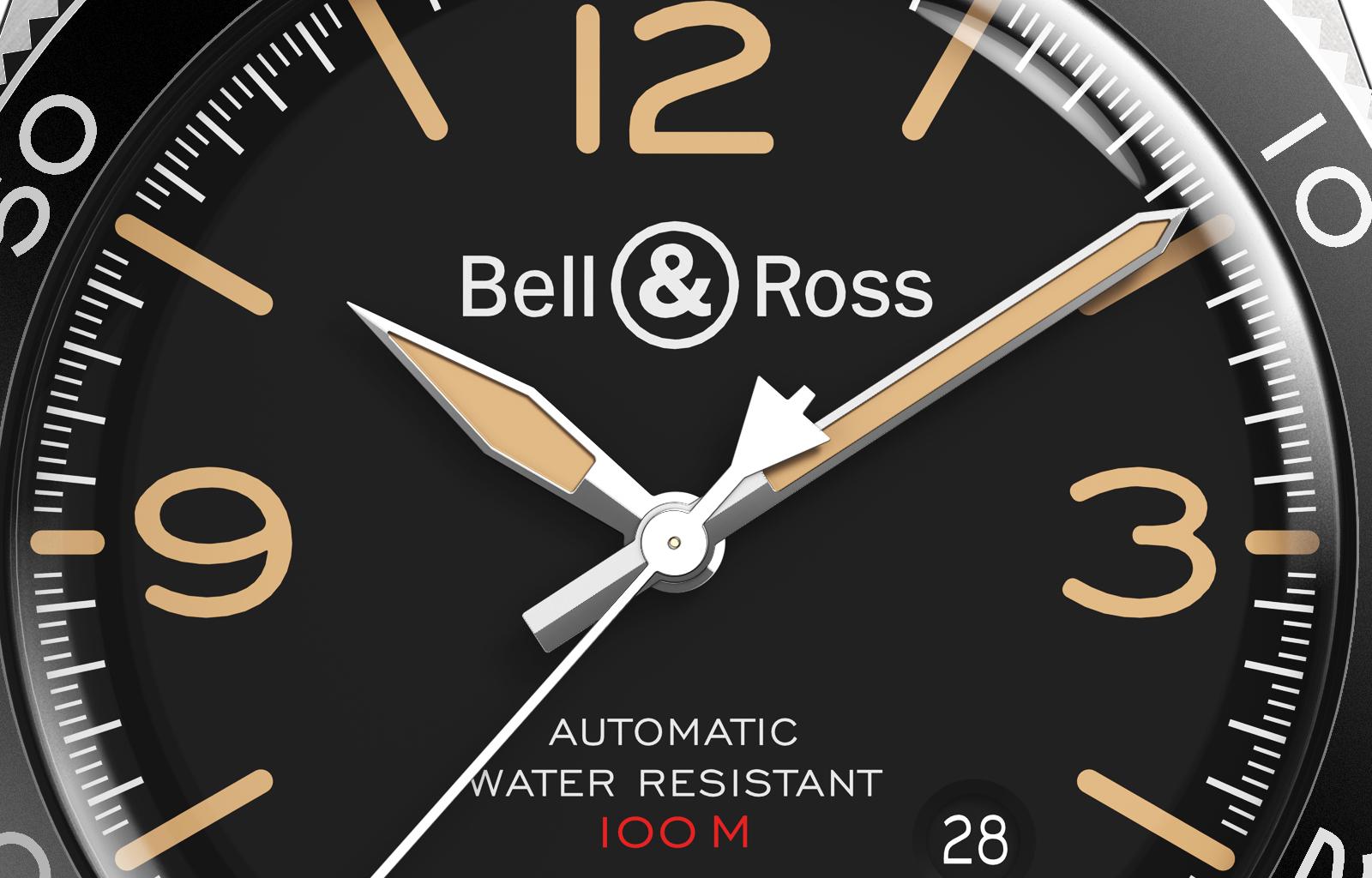 Bell & Ross BR-V2 Steel Heritage