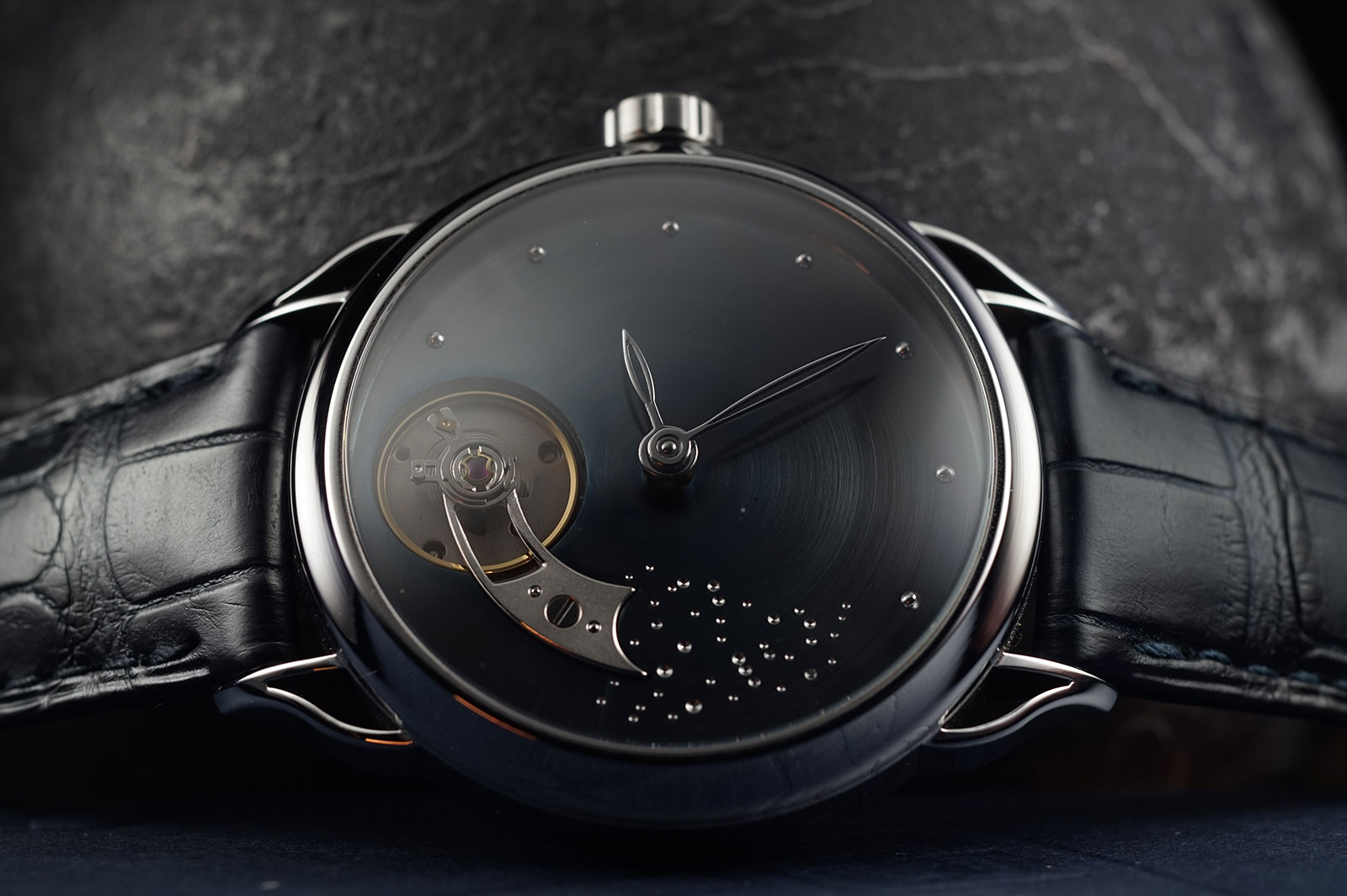 Charles Routhier Halley watch 1