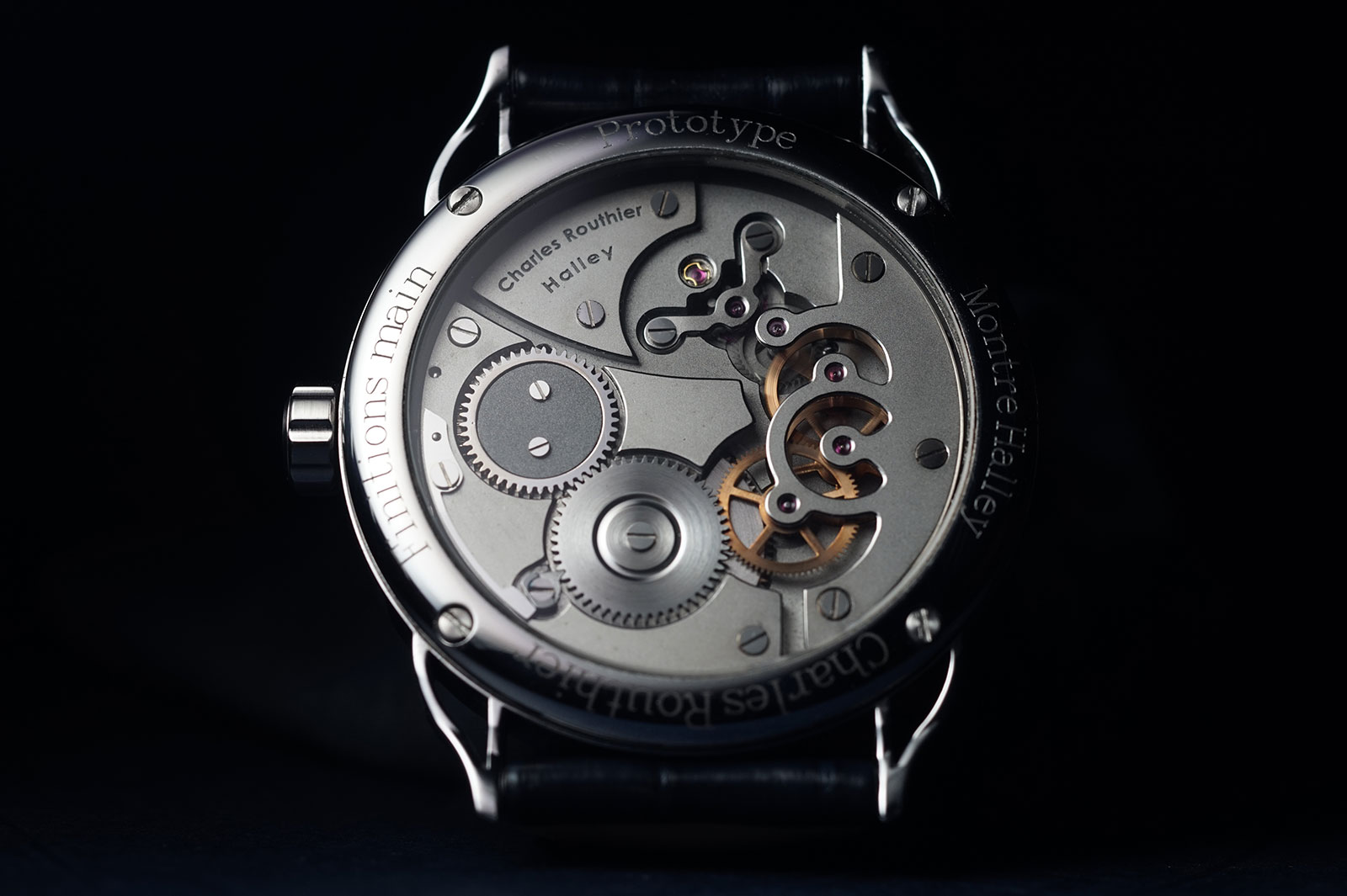 Charles Routhier Halley watch 2