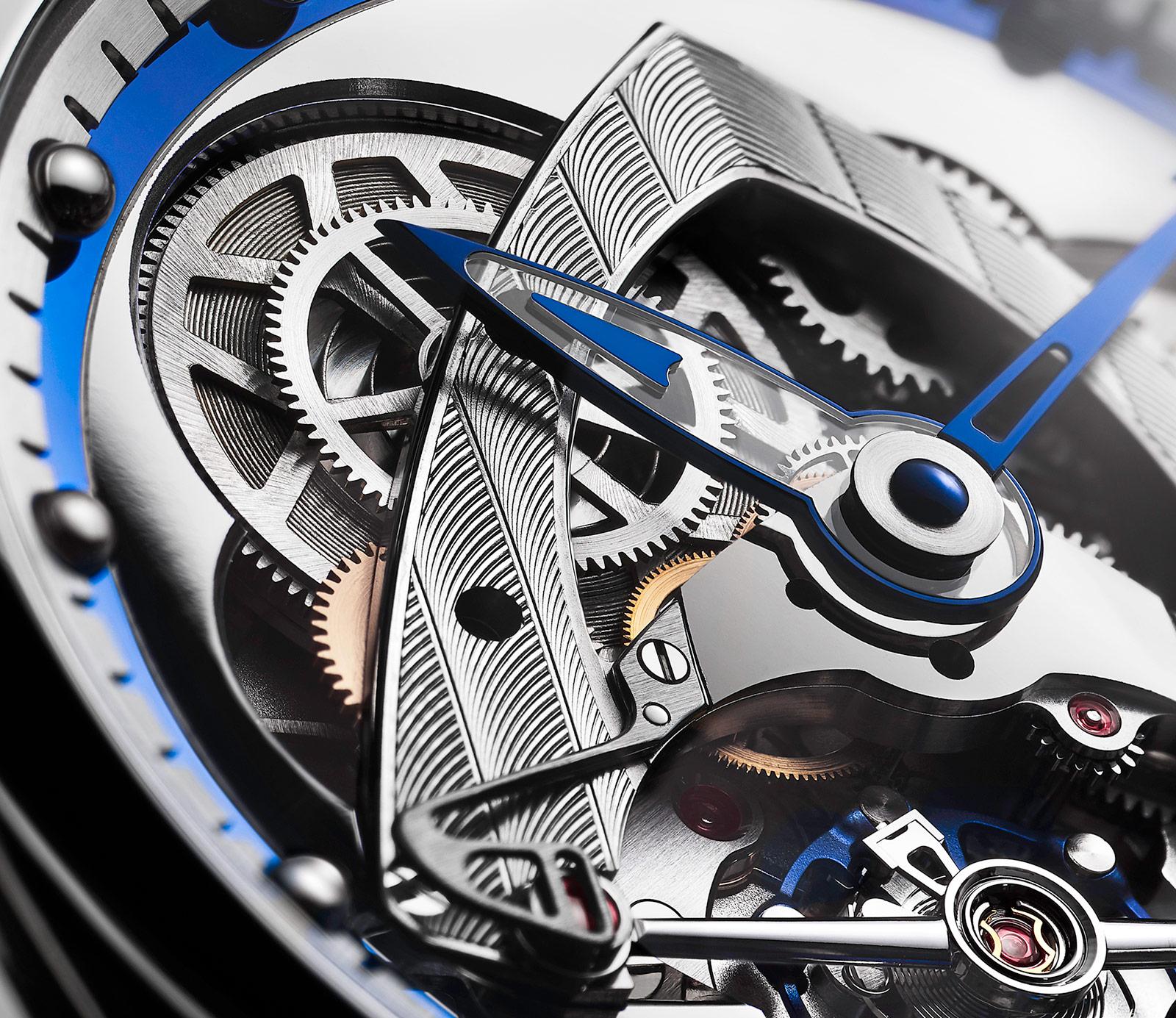 De Bethune DB28 Steel Wheels 2