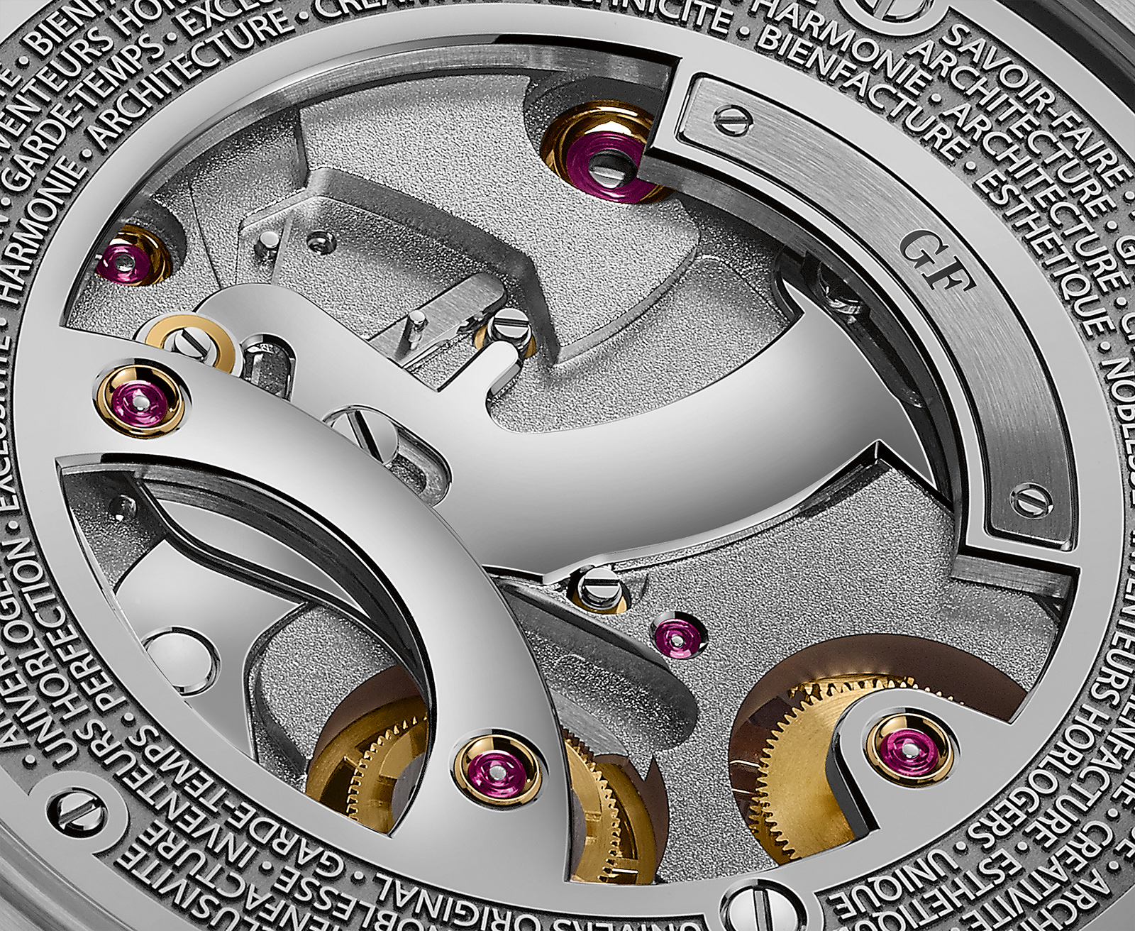 SIHH 2018: Greubel Forsey Unveils Constant Force with Deadbeat