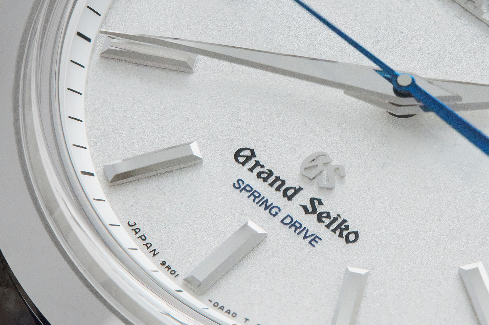 Grand Seiko 8 Day platinum 6