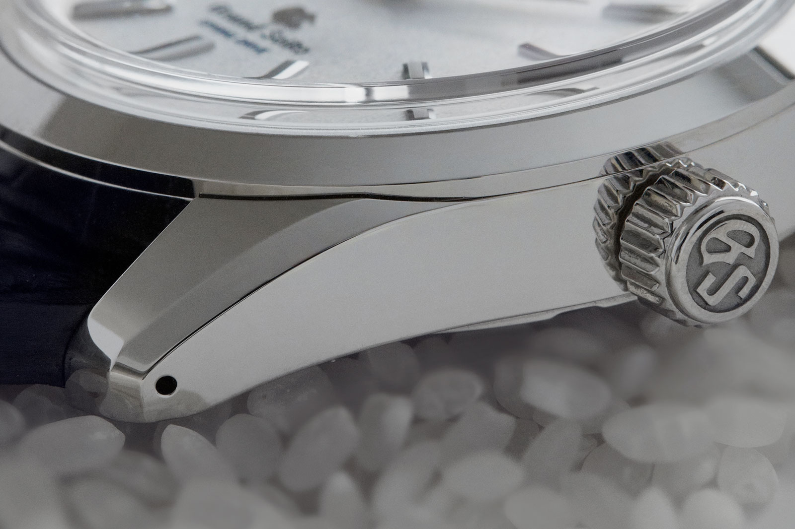 Grand Seiko 8 Day platinum 7