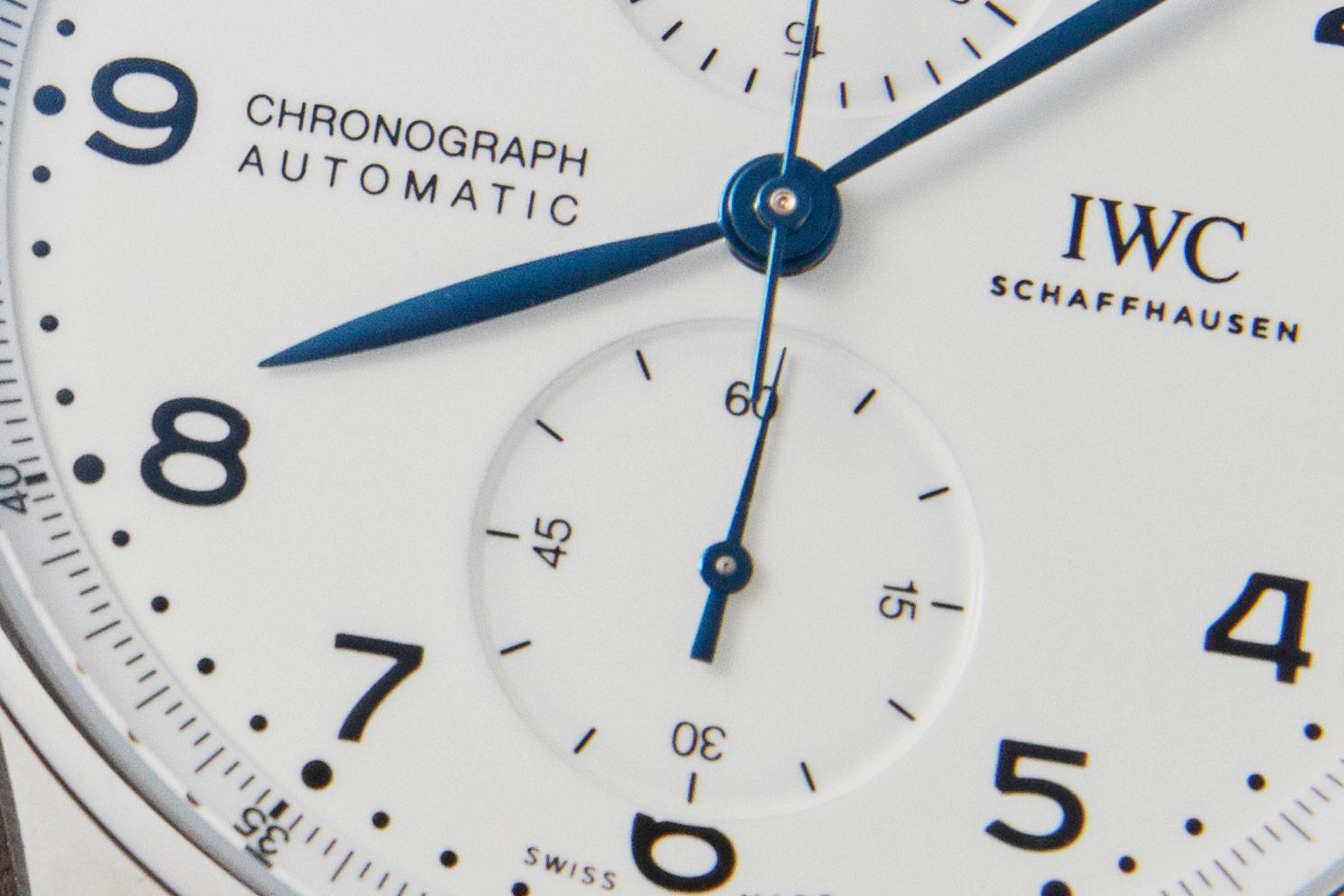IWC Portugieser Chronograph 150 Years 5