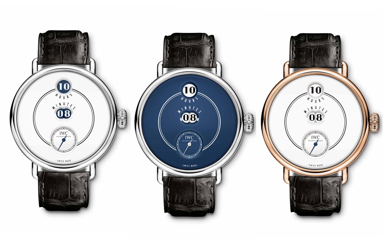 SIHH 2018: IWC 150th Anniversary Jubilee Collection ...
