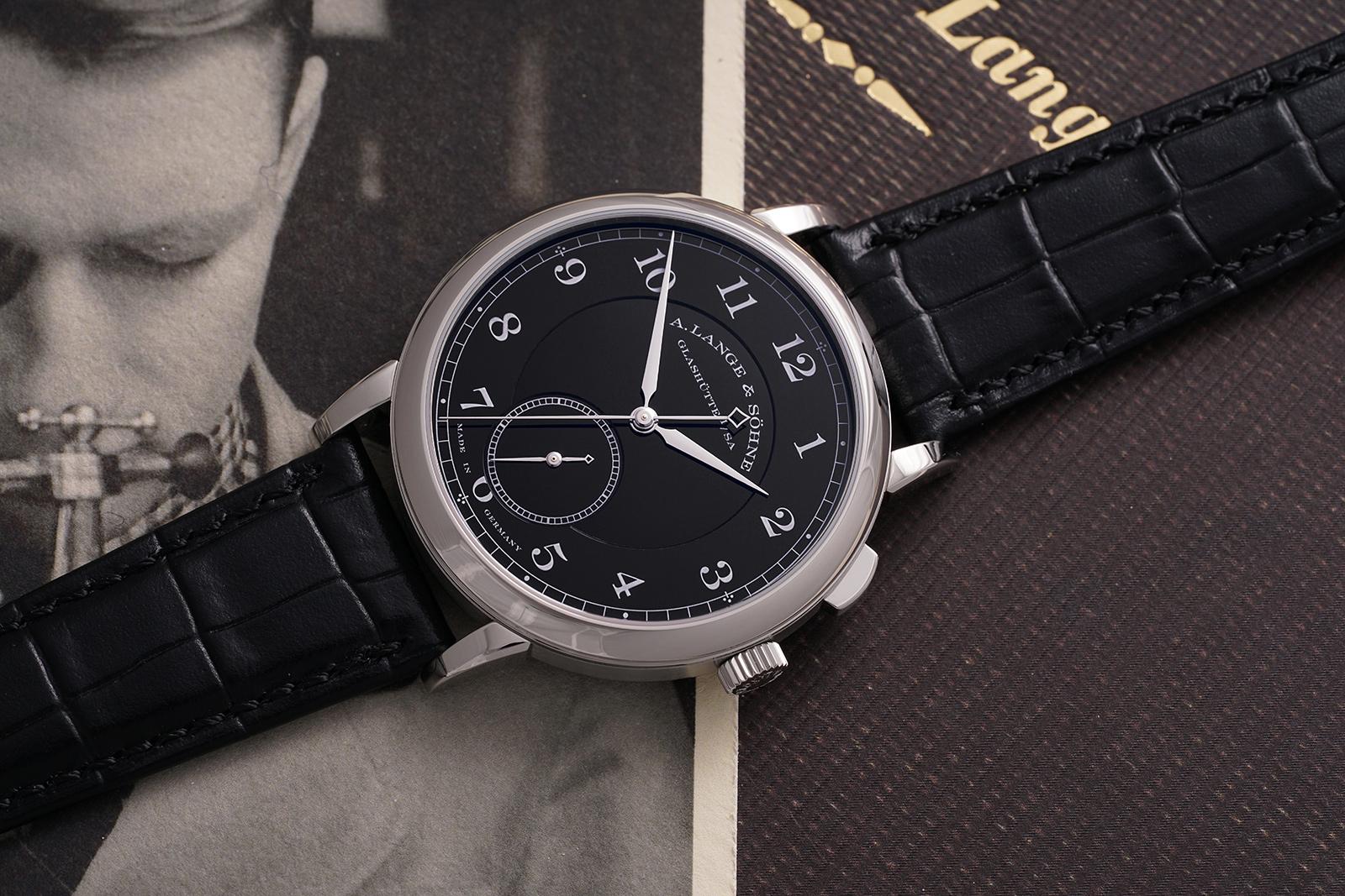 Lange 1815 Walter Lange stainless steel