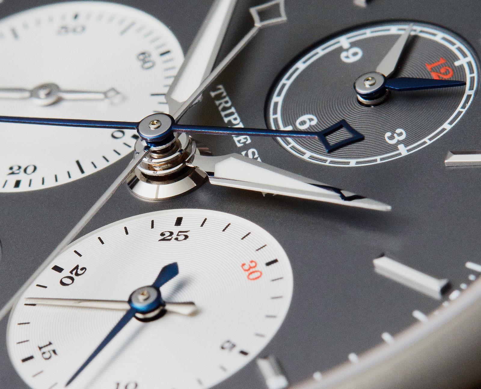 Lange Triple Split Chronograph detail 3