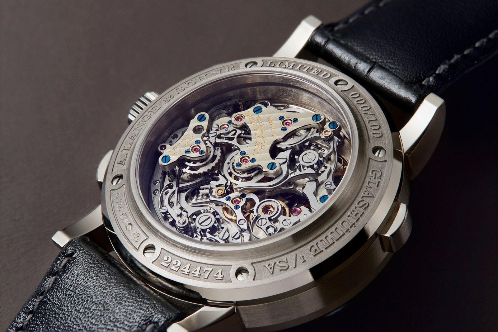 Lange Triple Split Chronograph review 1