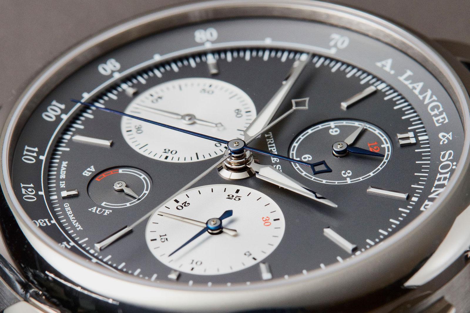 Lange Triple Split Chronograph review 4