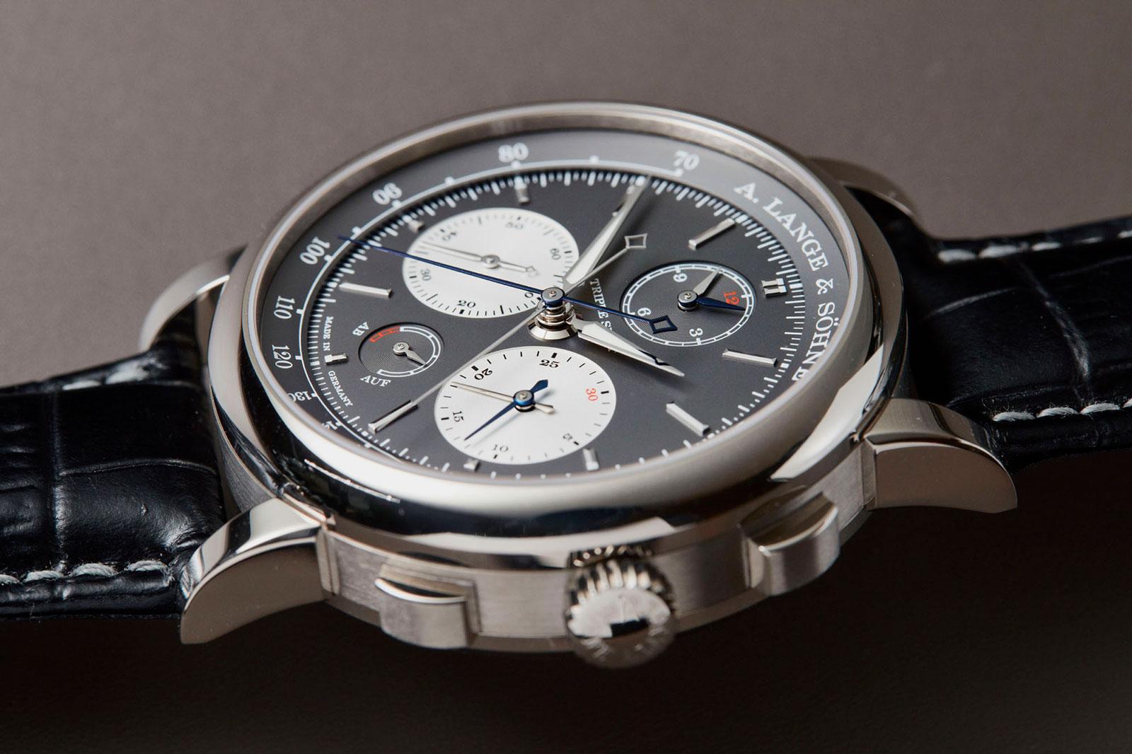 Lange Triple Split Chronograph review 5