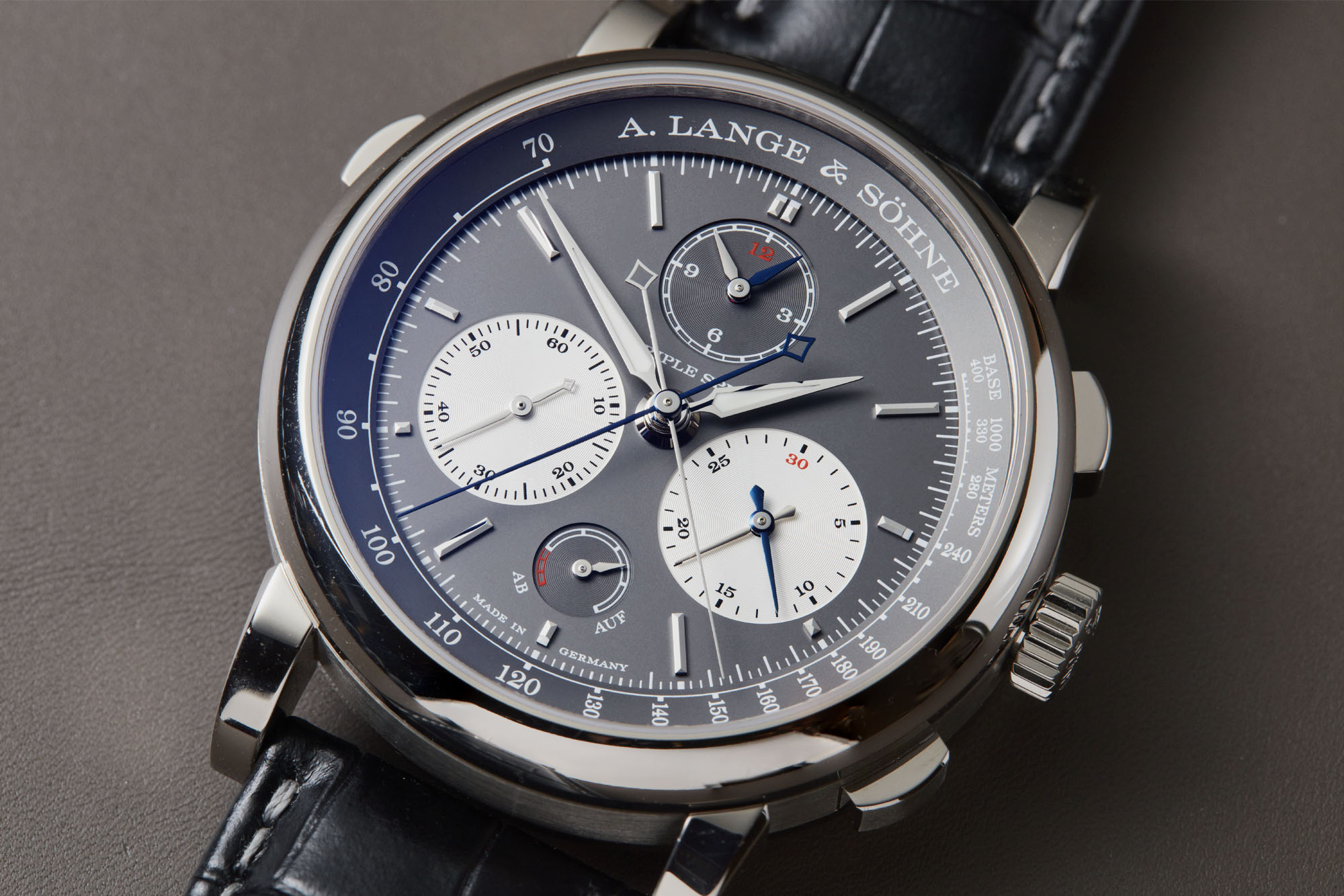 Lange Triple Split Chronograph review 8