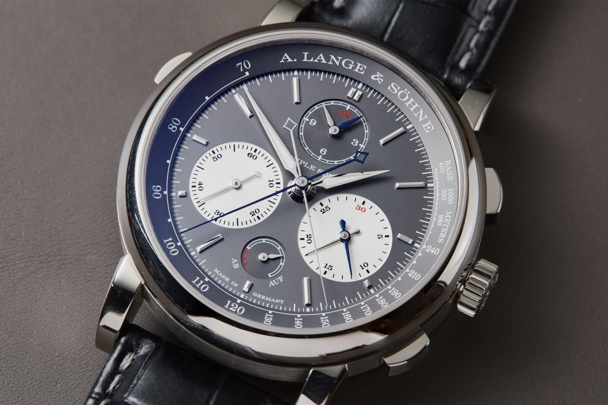 Lange Triple Split Chronograph review 8