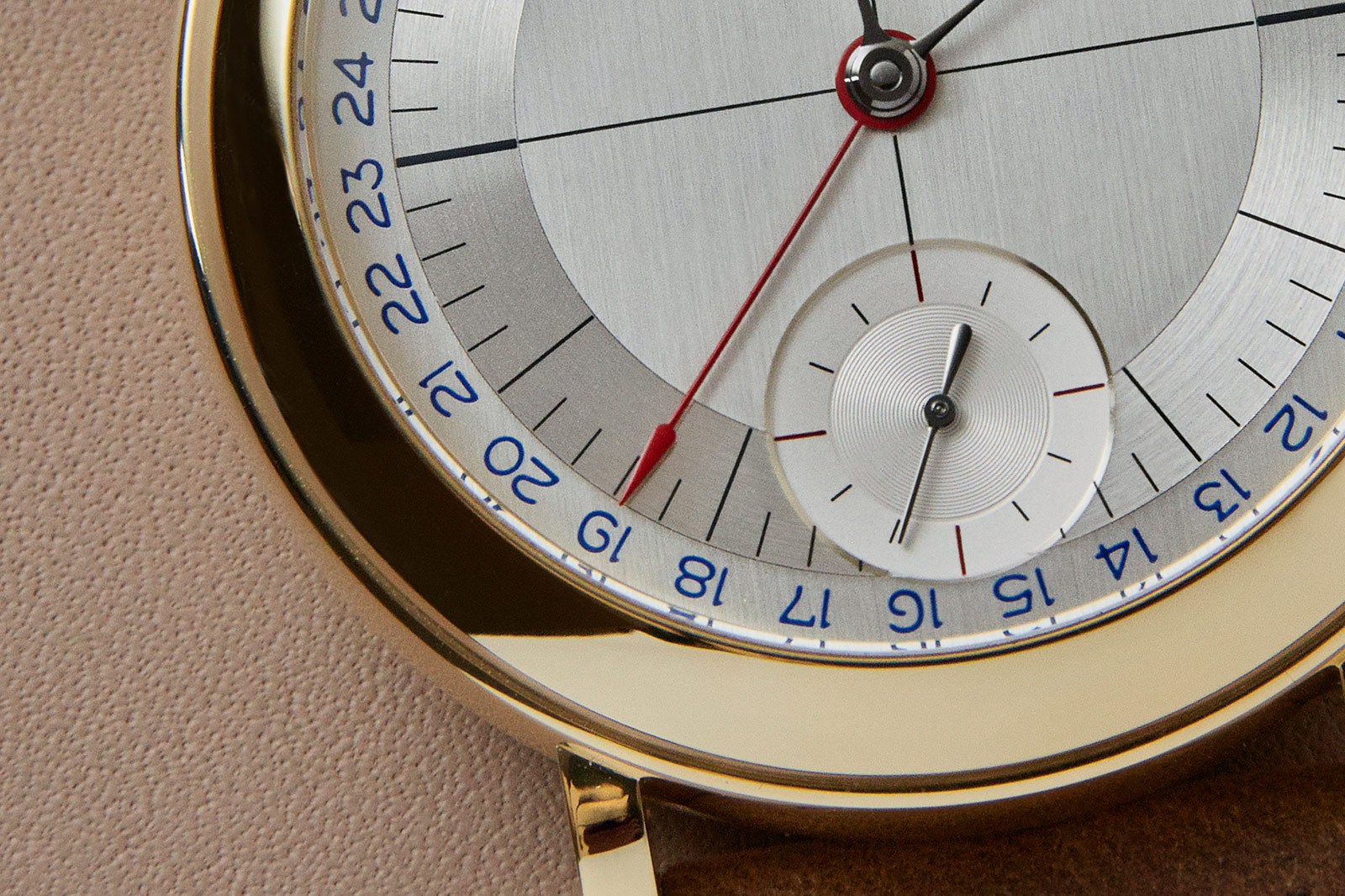 Laurent Ferrier Annual Calendar Montre Ecole 8