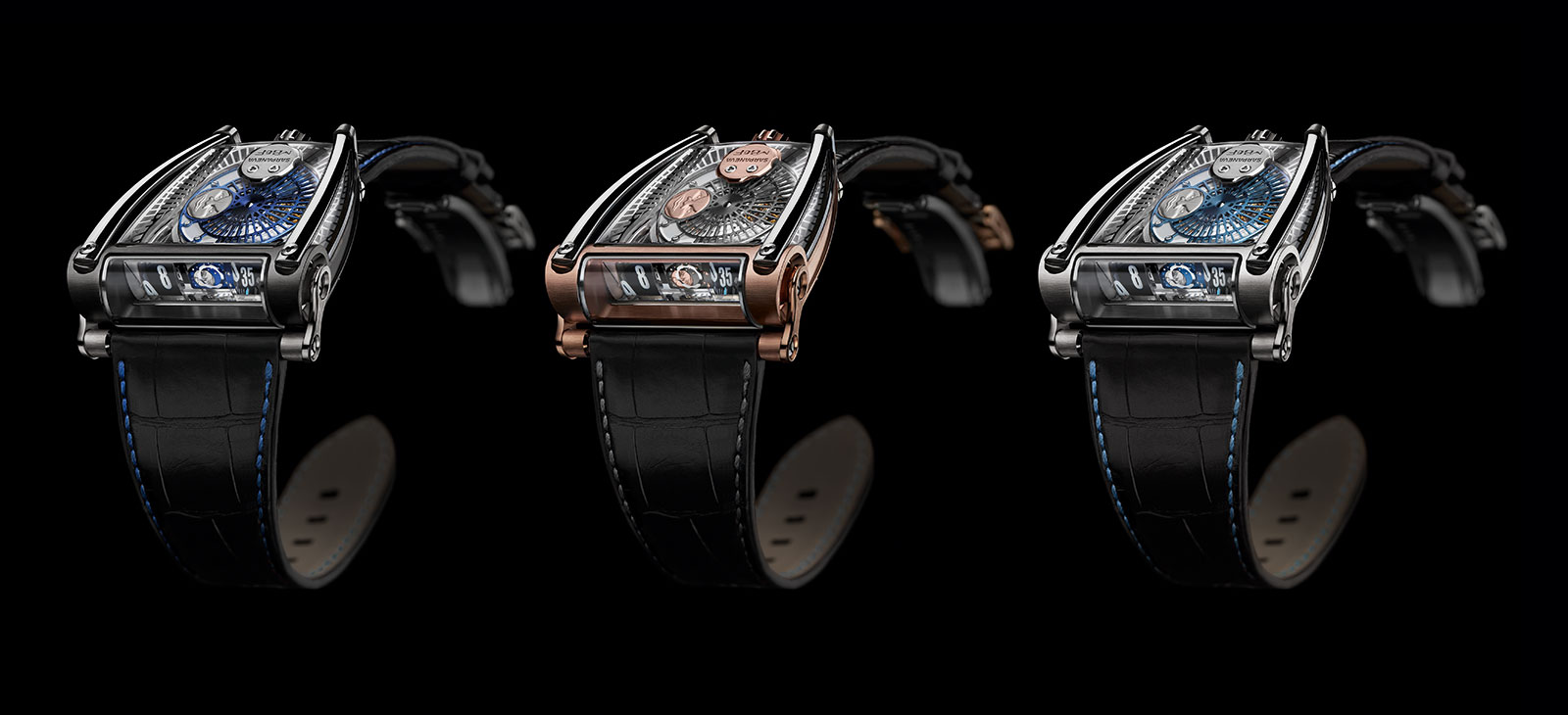MB&F MoonMachine 2 limited edition