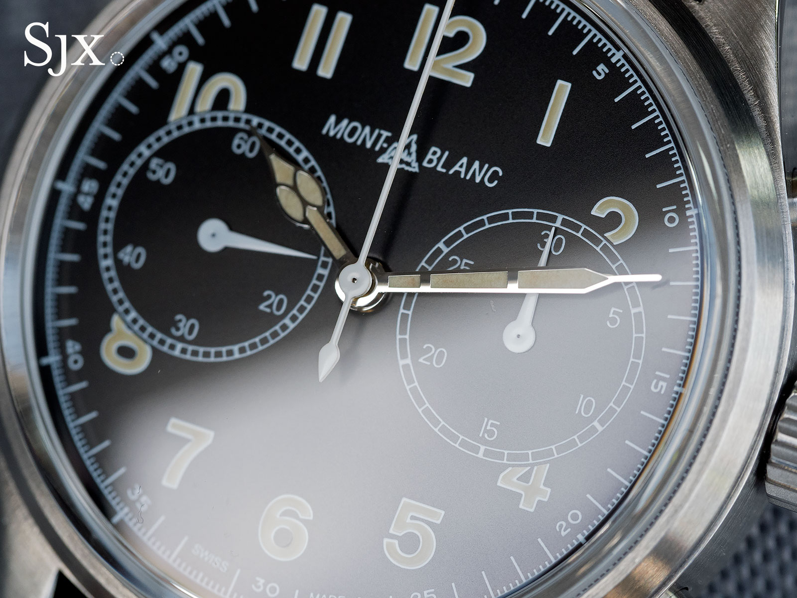 Montblanc 1858 Automatic Chronograph 4