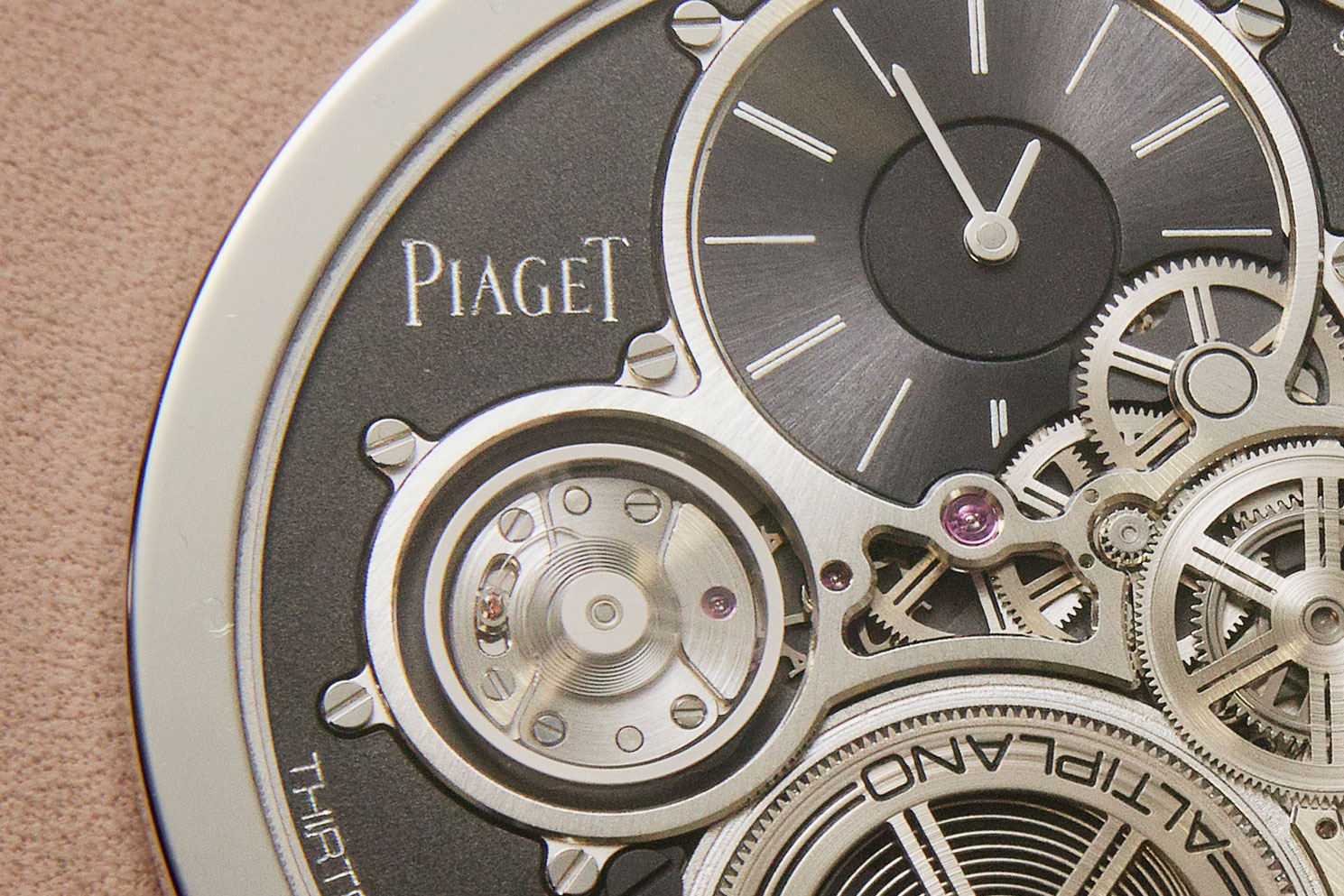 Piaget Altiplano Ultimate Concept 1