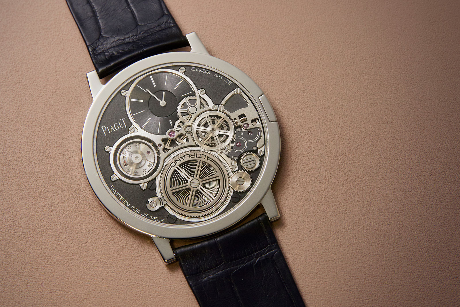 Piaget Altiplano Ultimate Concept watch 1